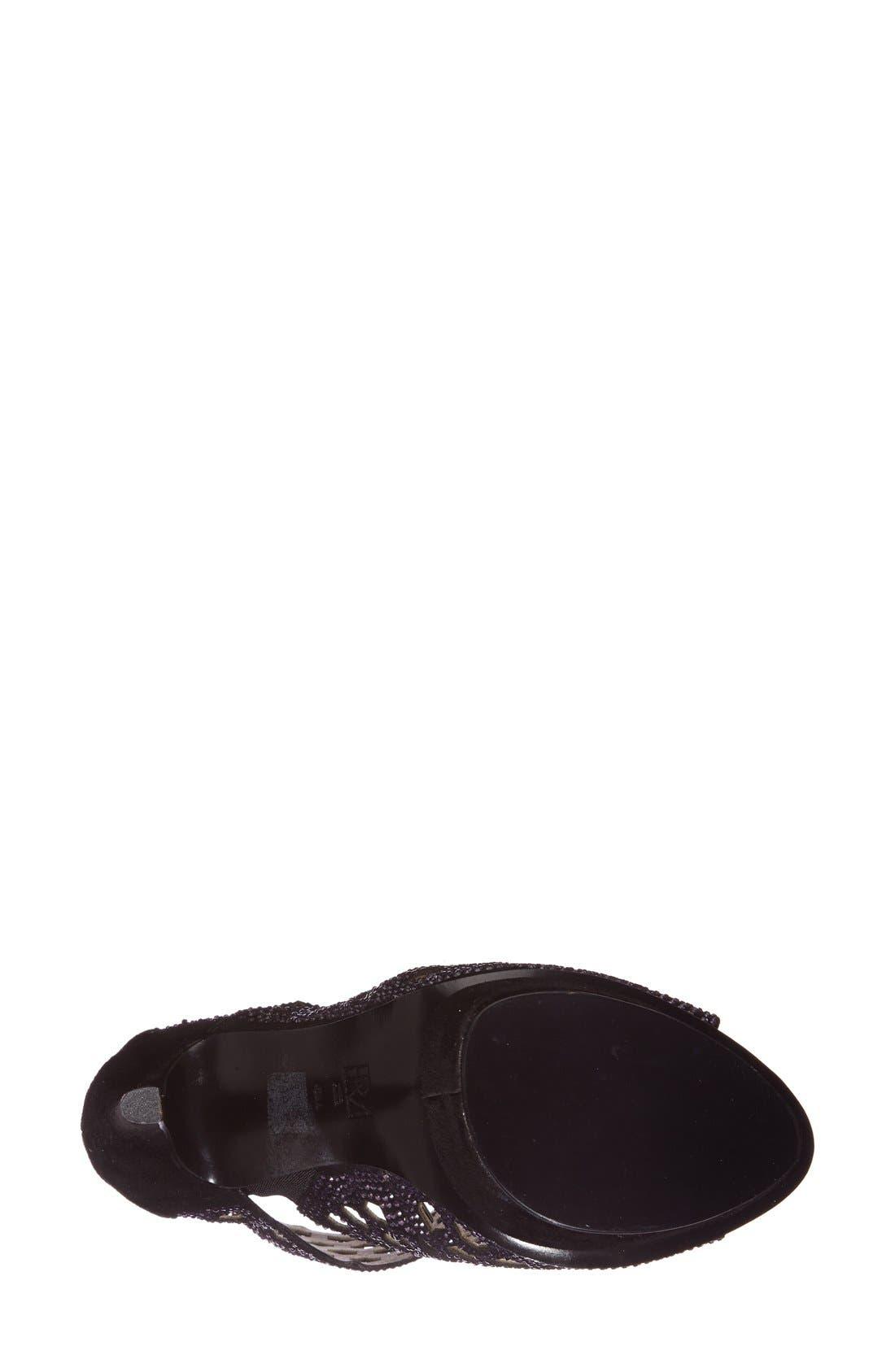 Alternate Image 4  - Pelle Moda 'Mahal II' Platform Sandal (Women)