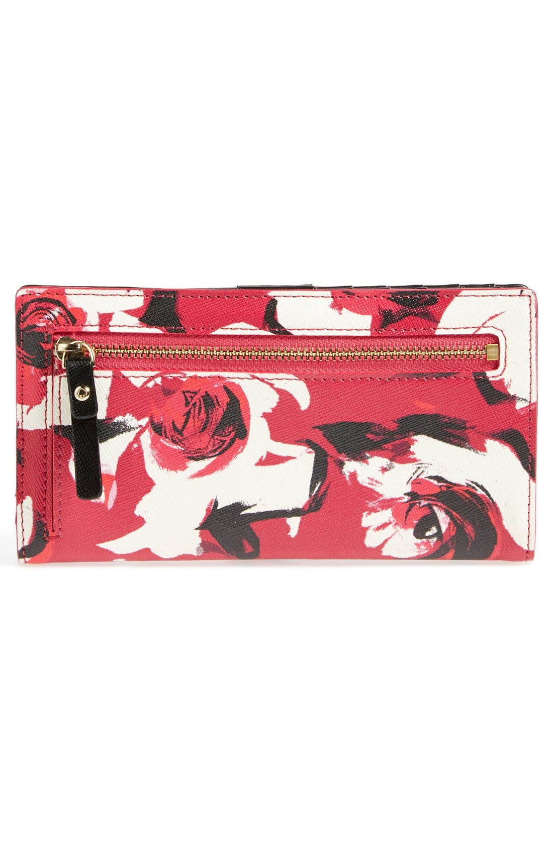 Alternate Image 4  - kate spade new york 'cedar street rose - stacy' wallet