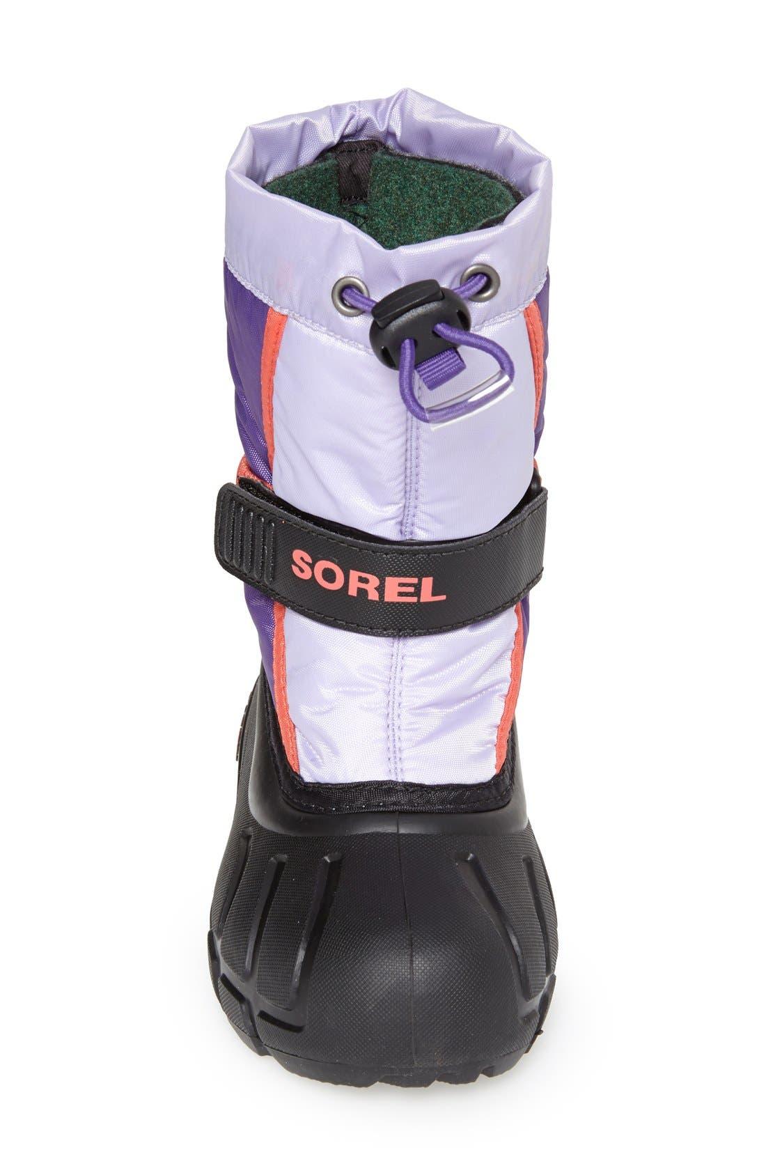 Alternate Image 3  - Sorel 'Flurry' Boot (Toddler, Little Kid & Big Kid)