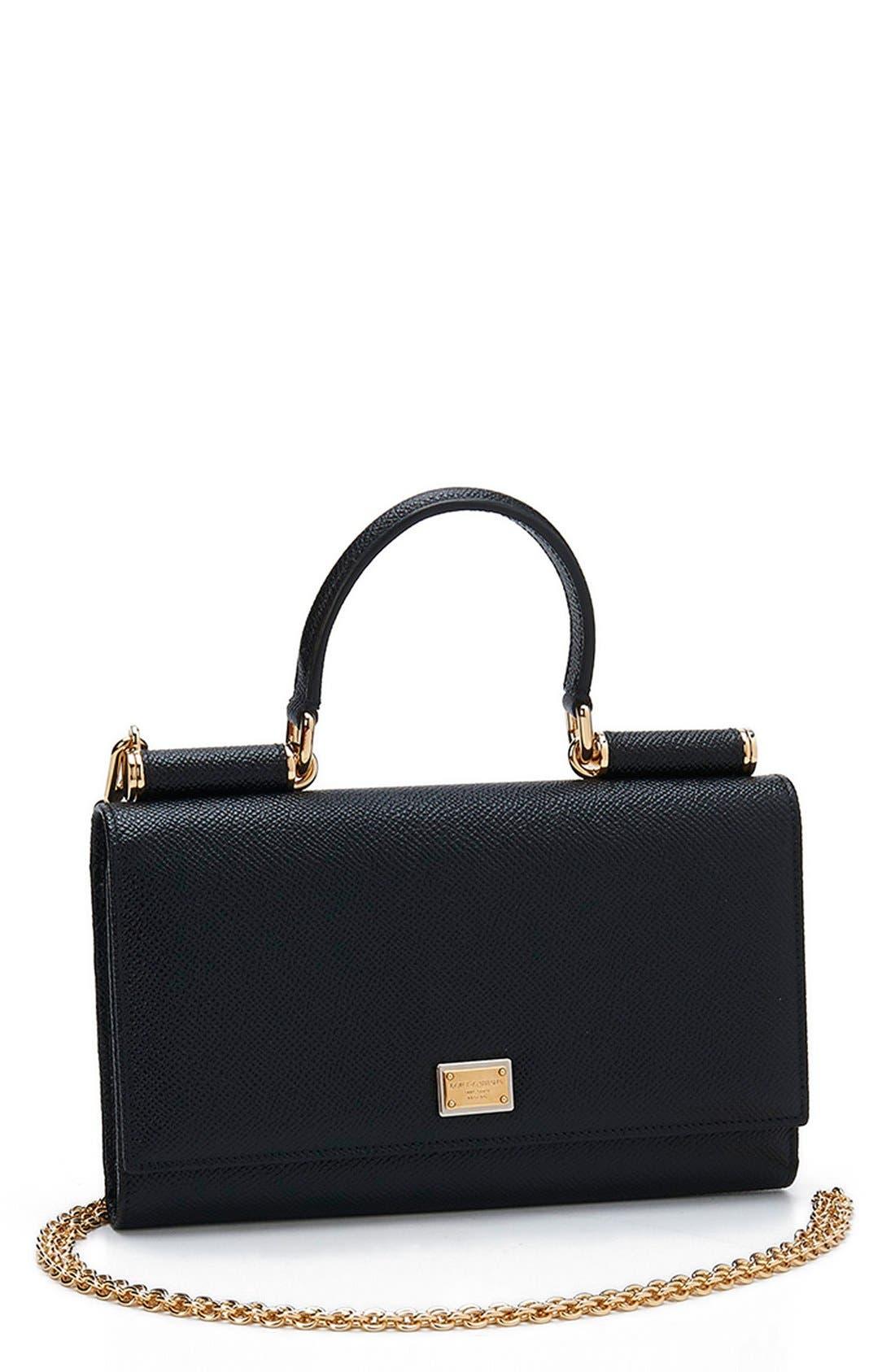 Dolce&Gabbana Wallet on a Chain