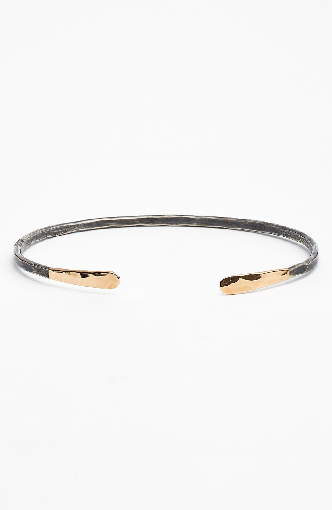 Alternate Image 1 Selected - Melissa Joy Manning Hammered Cuff