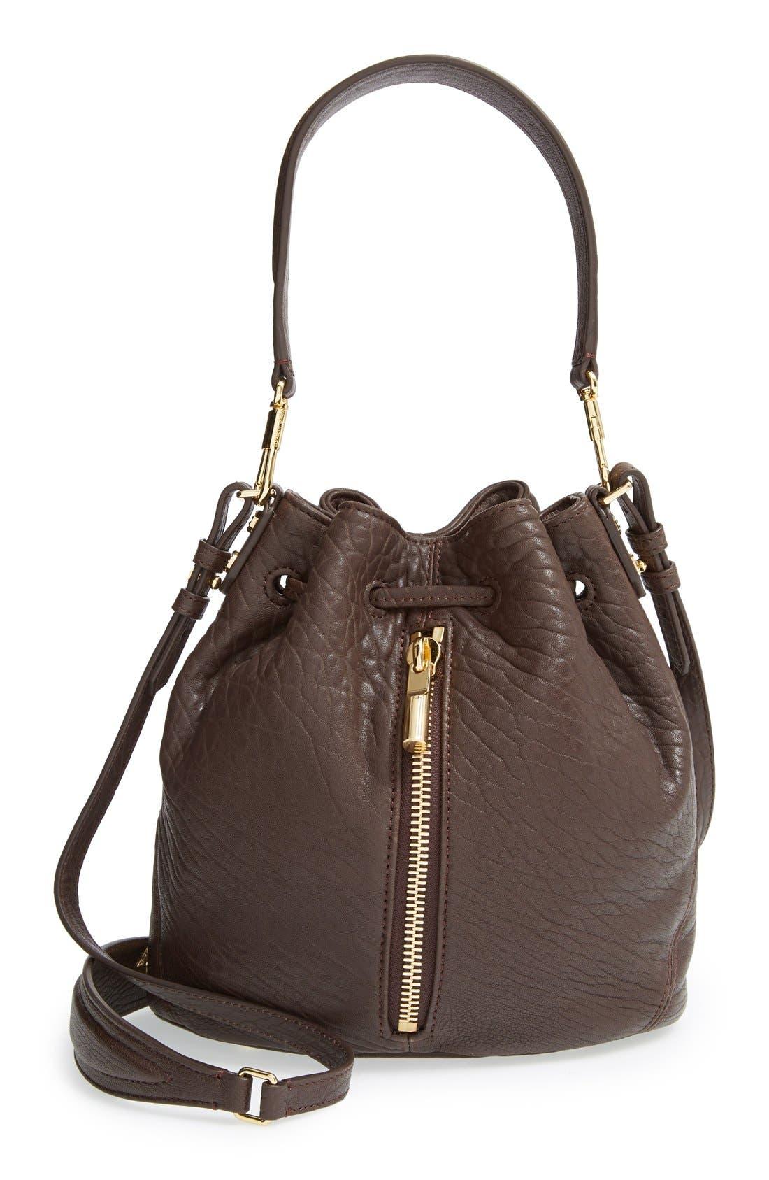 Alternate Image 1 Selected - Elizabeth and James 'Mini Cynnie' Bucket Bag