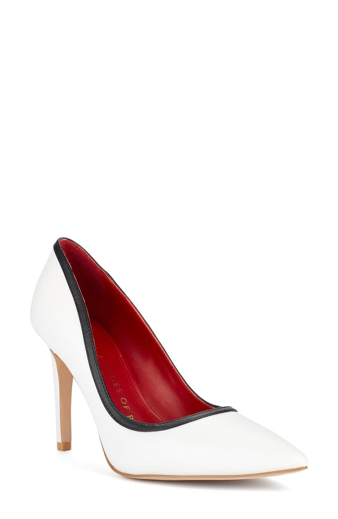 Alternate Image 1 Selected - Shoes of Prey x Kim Jones La Dolce Vita Collection Pointy Toe Pump (Women)
