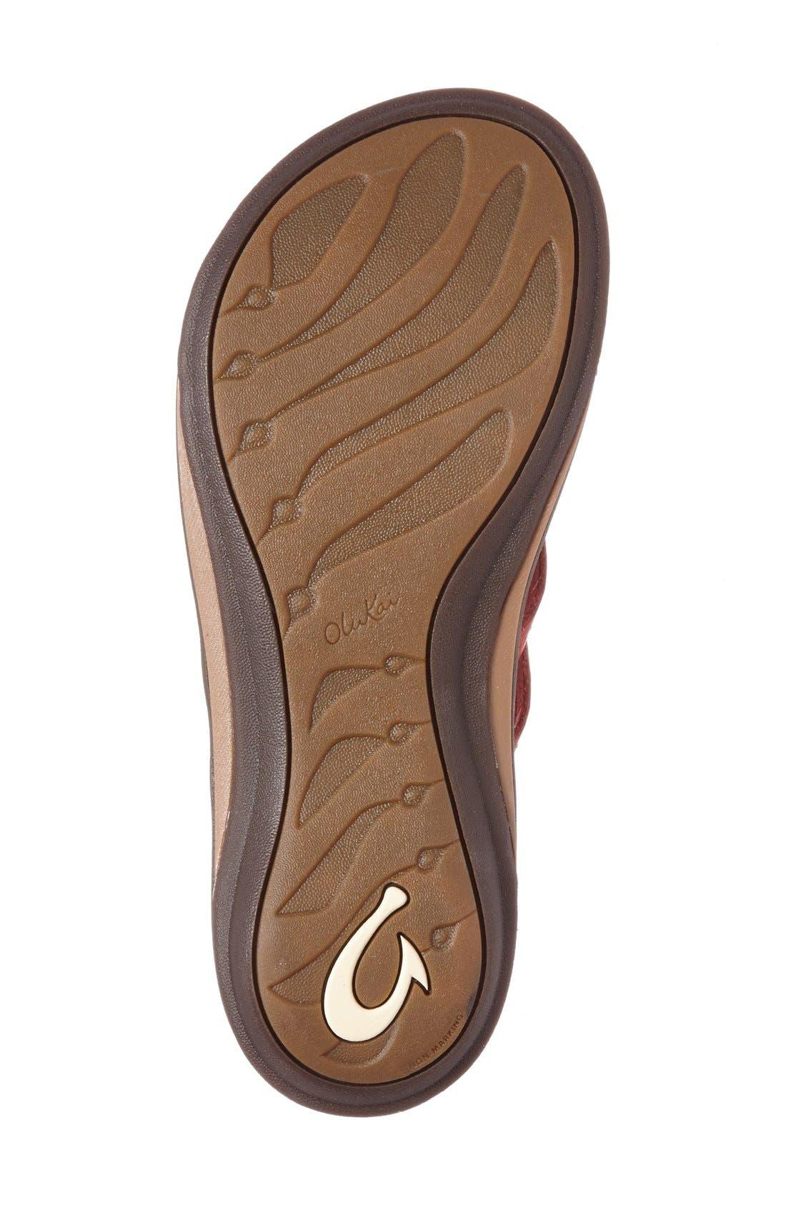 Alternate Image 4  - OluKai 'U'i' Thong Sandal (Women)