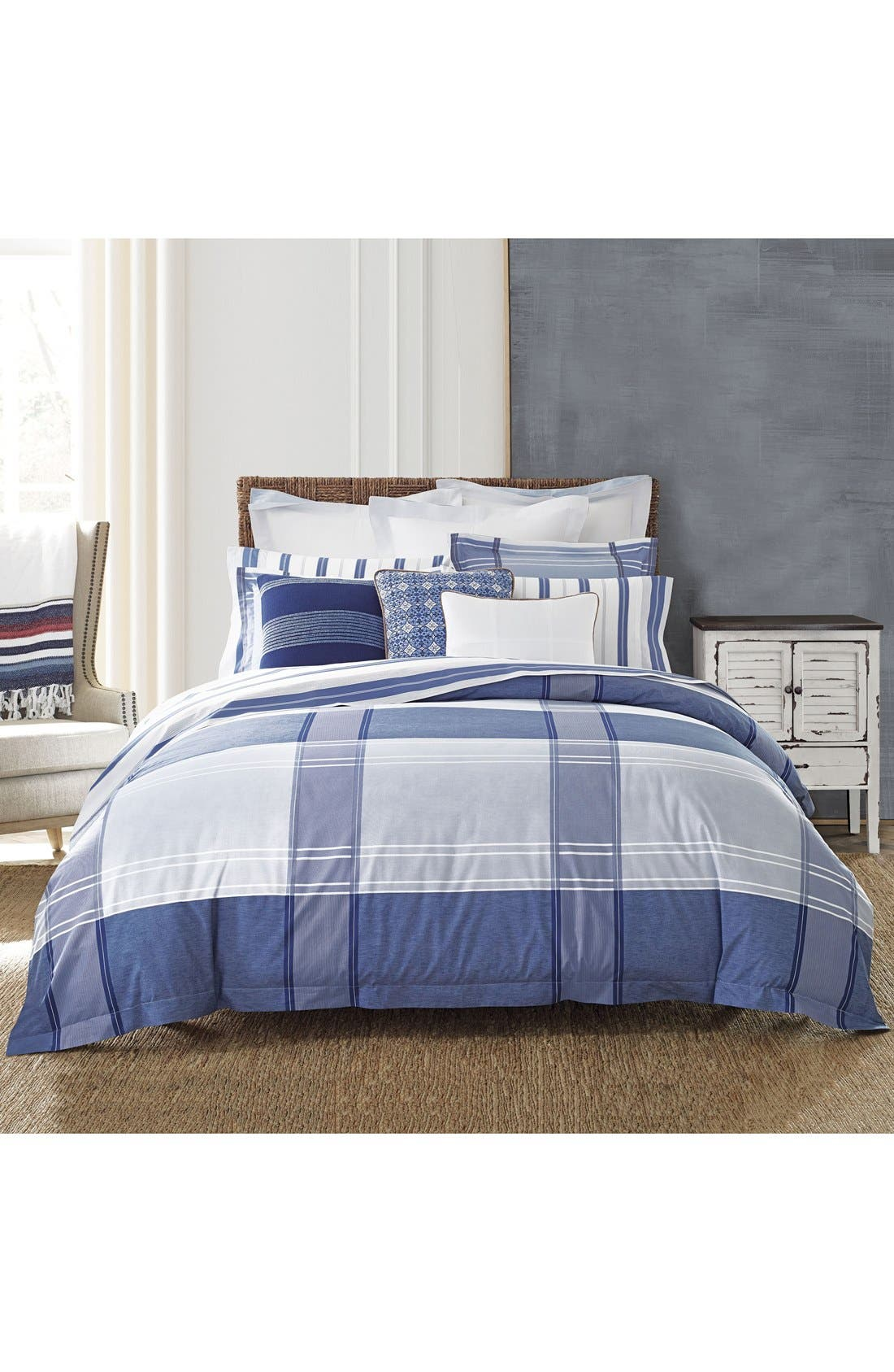 Alternate Image 1 Selected - Tommy Hilfiger Lamberts Cove Duvet Cover & Sham Set