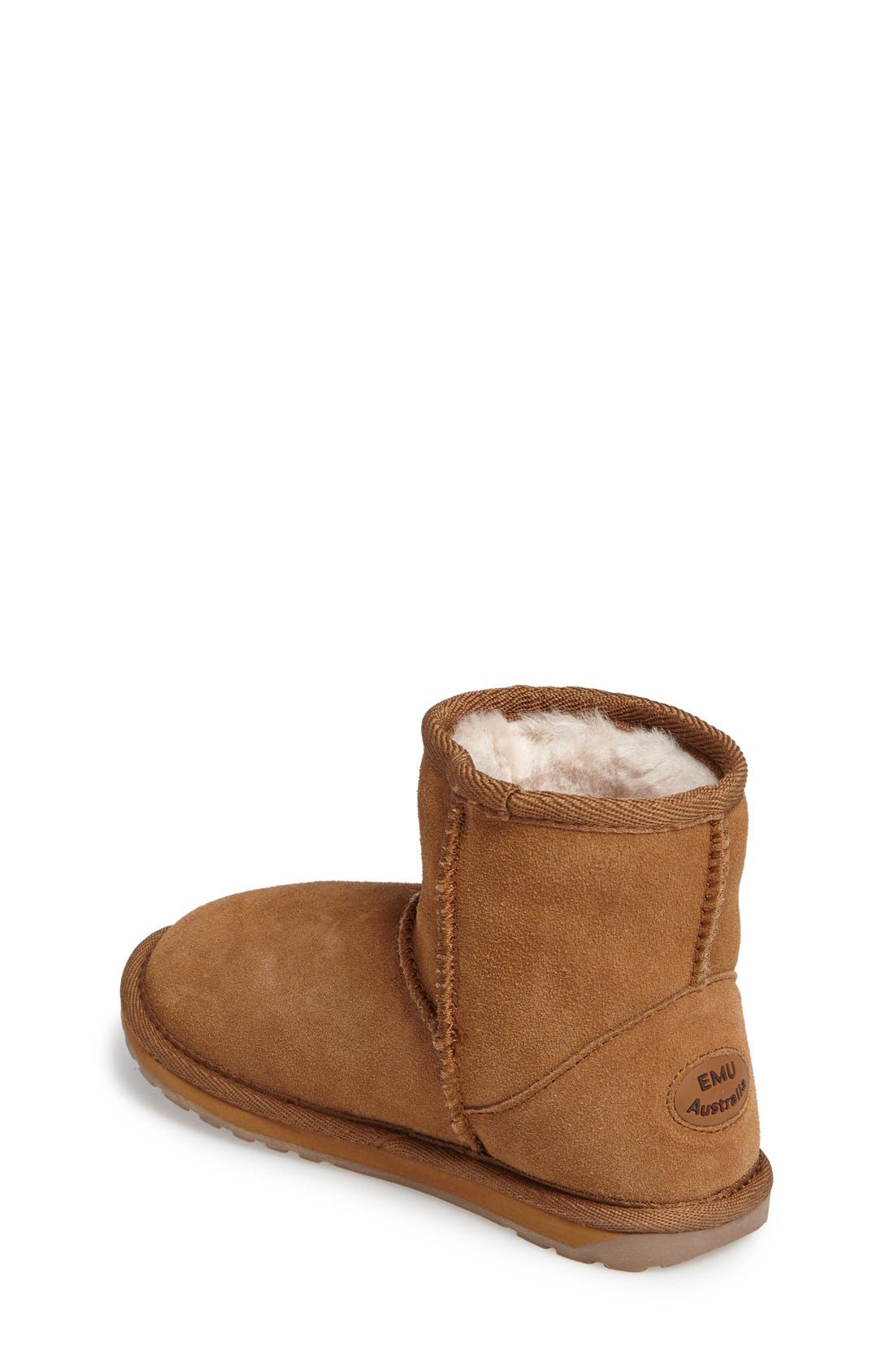 Wallaby Boot,                             Alternate thumbnail 2, color,                             Chestnut