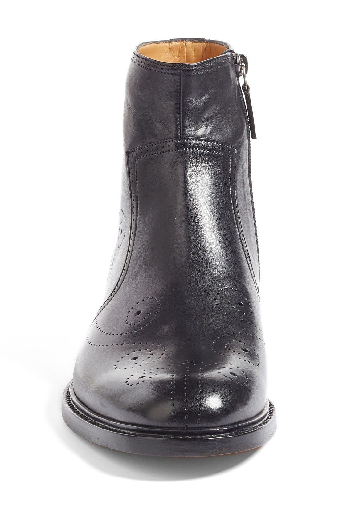 Alternate Image 3  - Gucci Zip Boot (Men)
