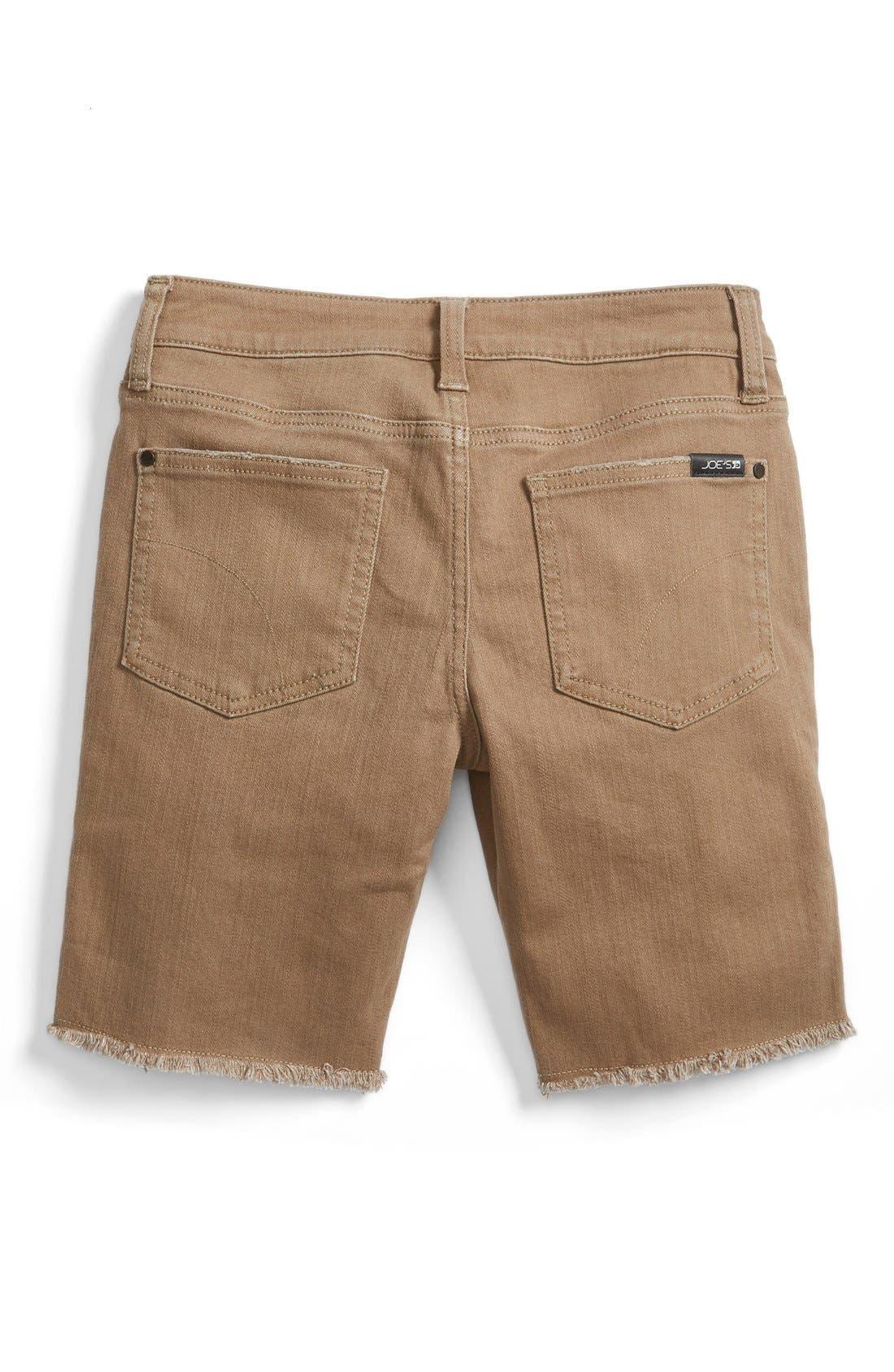 Alternate Image 2  - Joe's Frayed Hem Bermuda Shorts (Toddler Boys & Little Boys)