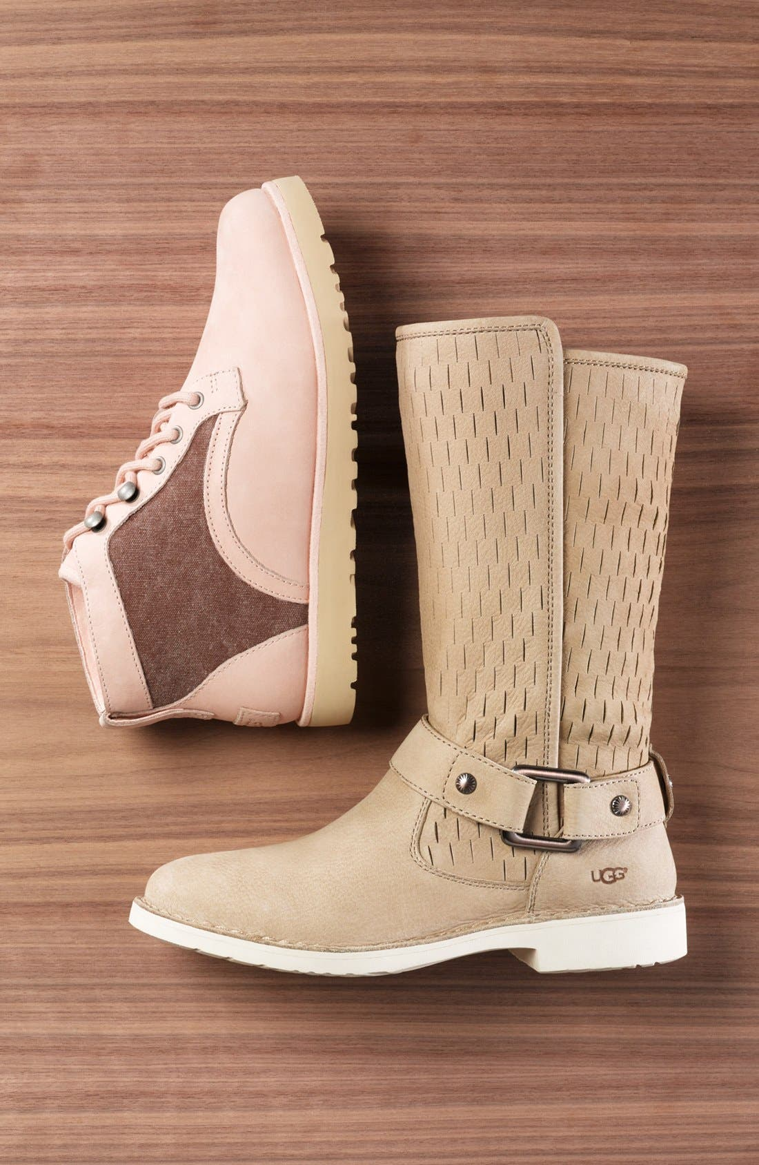 Bethany - Classic Slim<sup>™</sup> Water Resistant Chukka Boot,                             Alternate thumbnail 7, color,