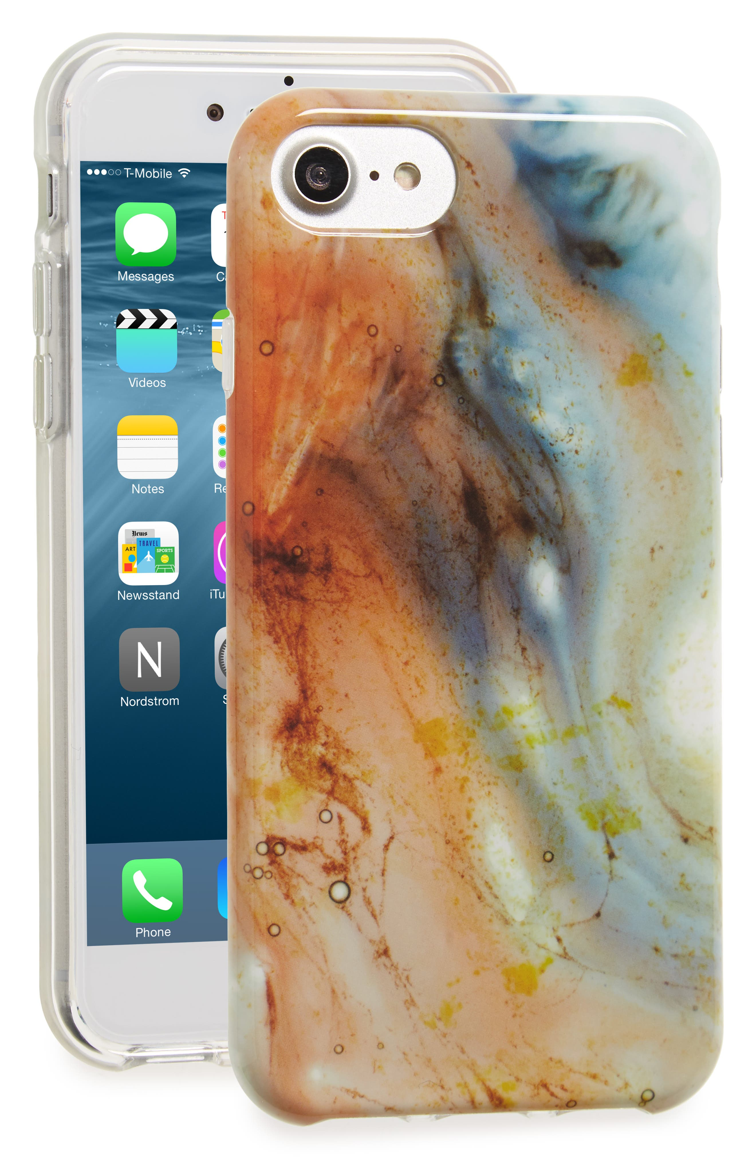 Alternate Image 1 Selected - Recover Solar iPhone Case (6/6s & 7)