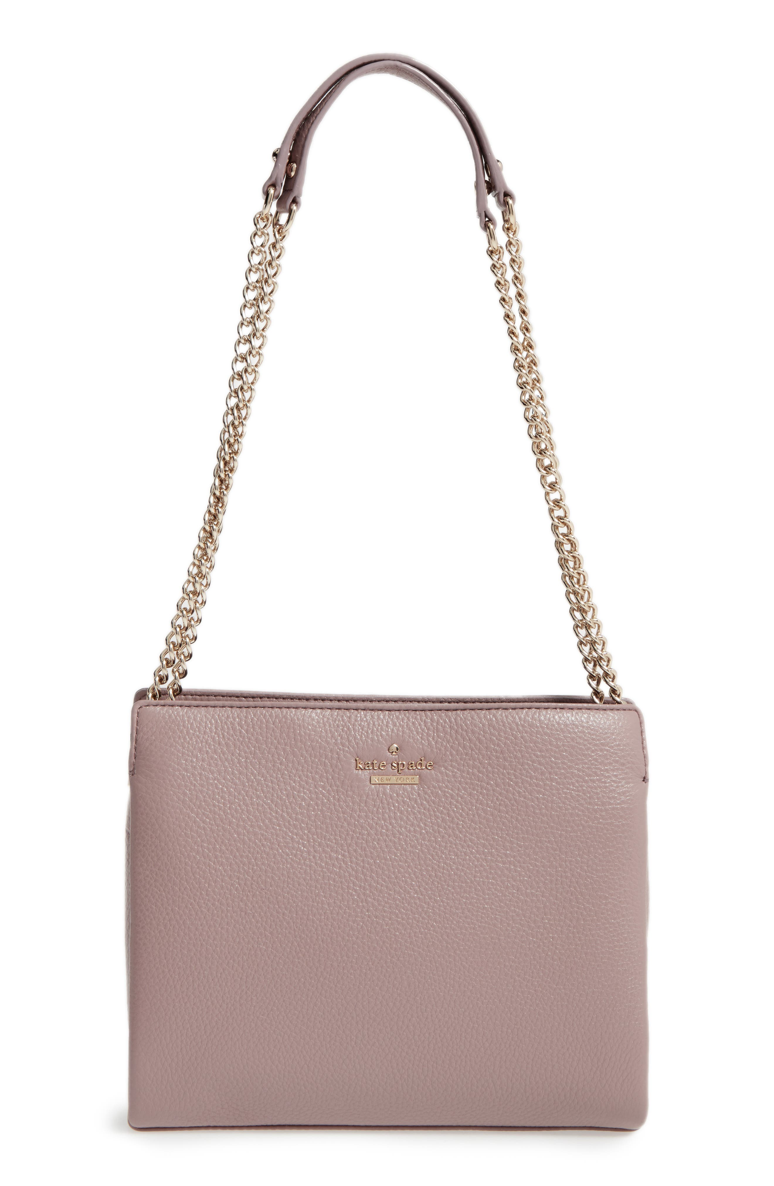Alternate Image 1 Selected - kate spade new york emerson place mini convertible phoebe leather shoulder bag