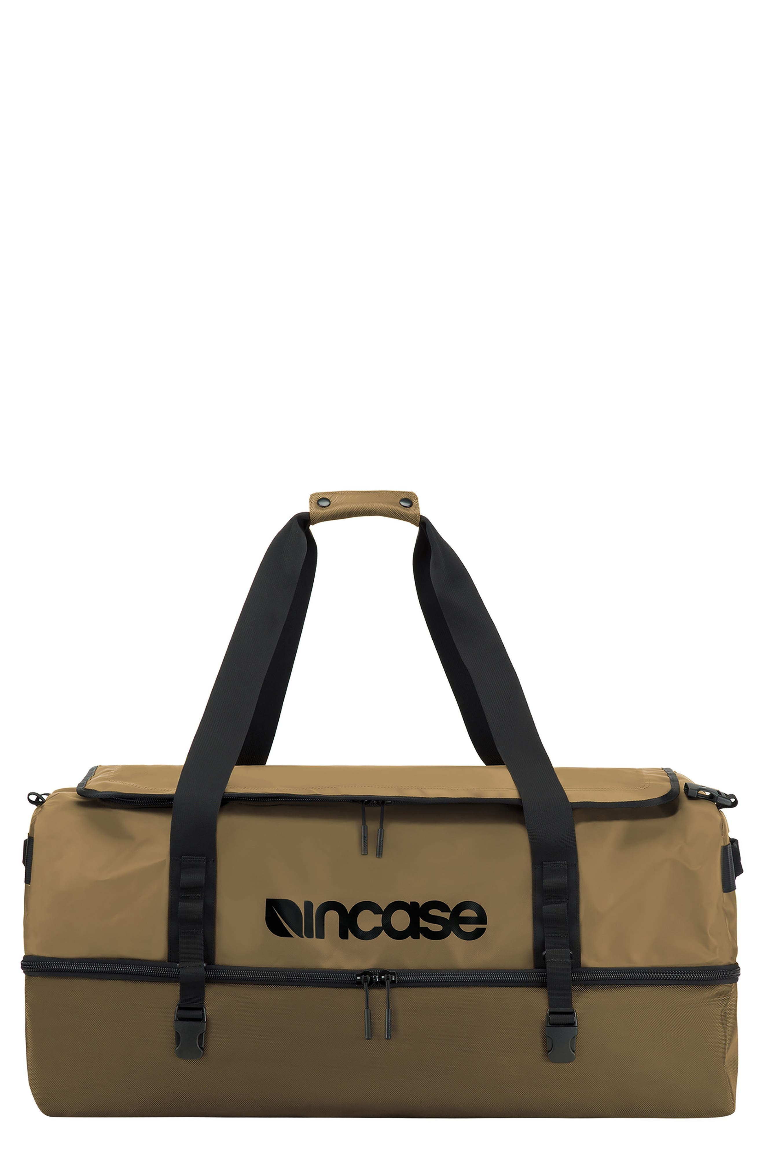 Alternate Image 1 Selected - Incase Designs TRACTO Small Split Convertible Duffel Bag