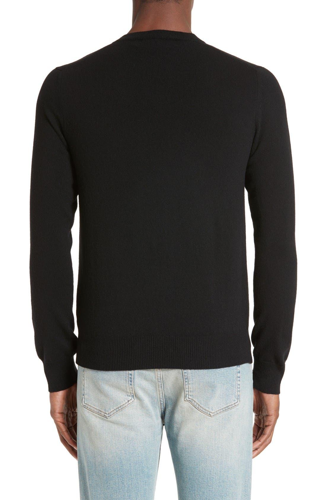 Alternate Image 2  - Comme des Garçons PLAY Wool Pullover