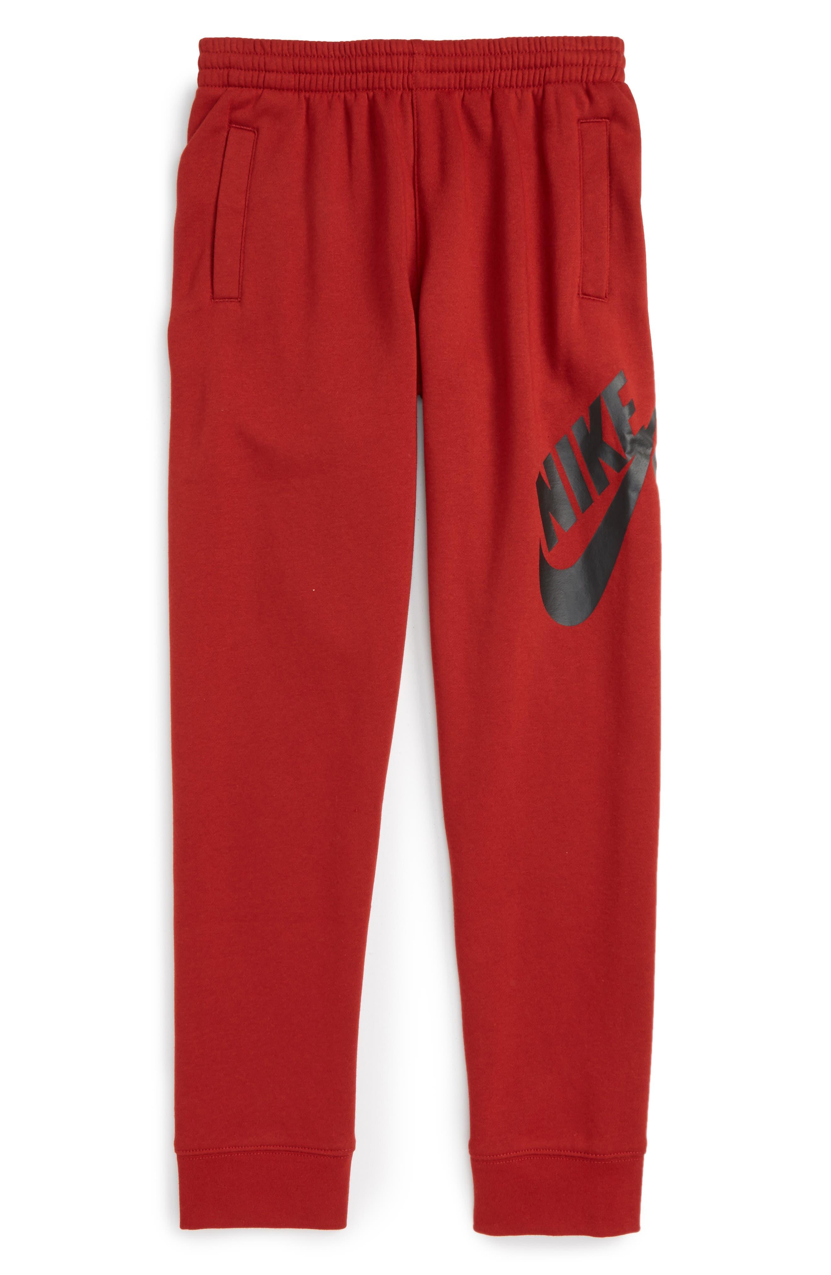 Alternate Image 1 Selected - Nike 'SB Everett' French Terry Sweatpants (Big Boys)