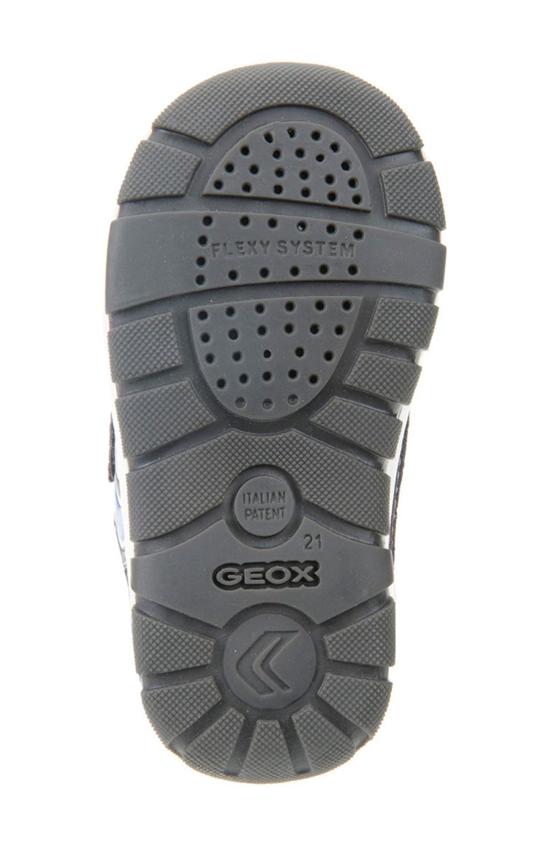 Alternate Image 4  - Geox Shaax Sneaker (Walker & Toddler)