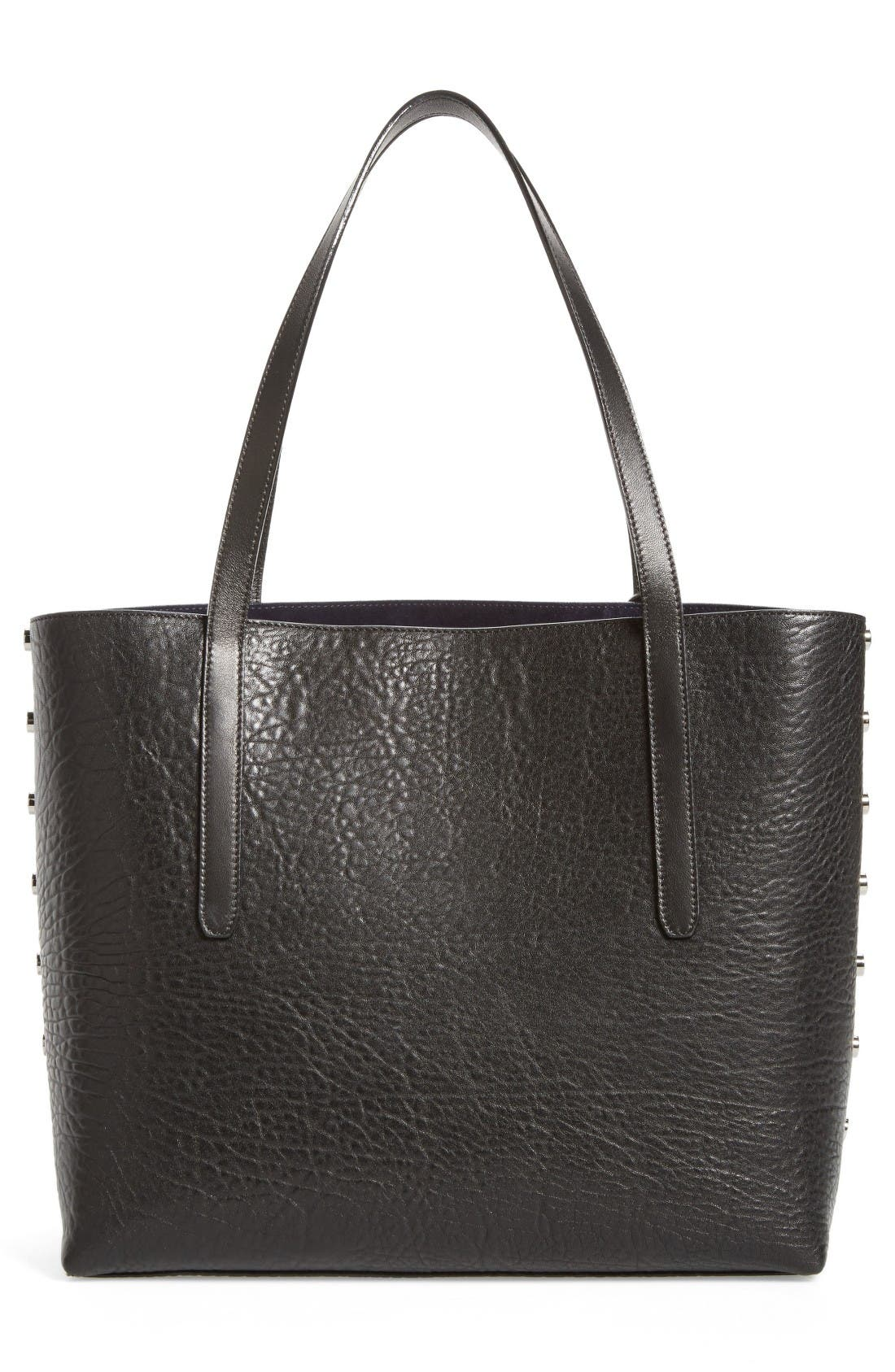 Alternate Image 2  - Jimmy Choo Twist East West Leather Tote