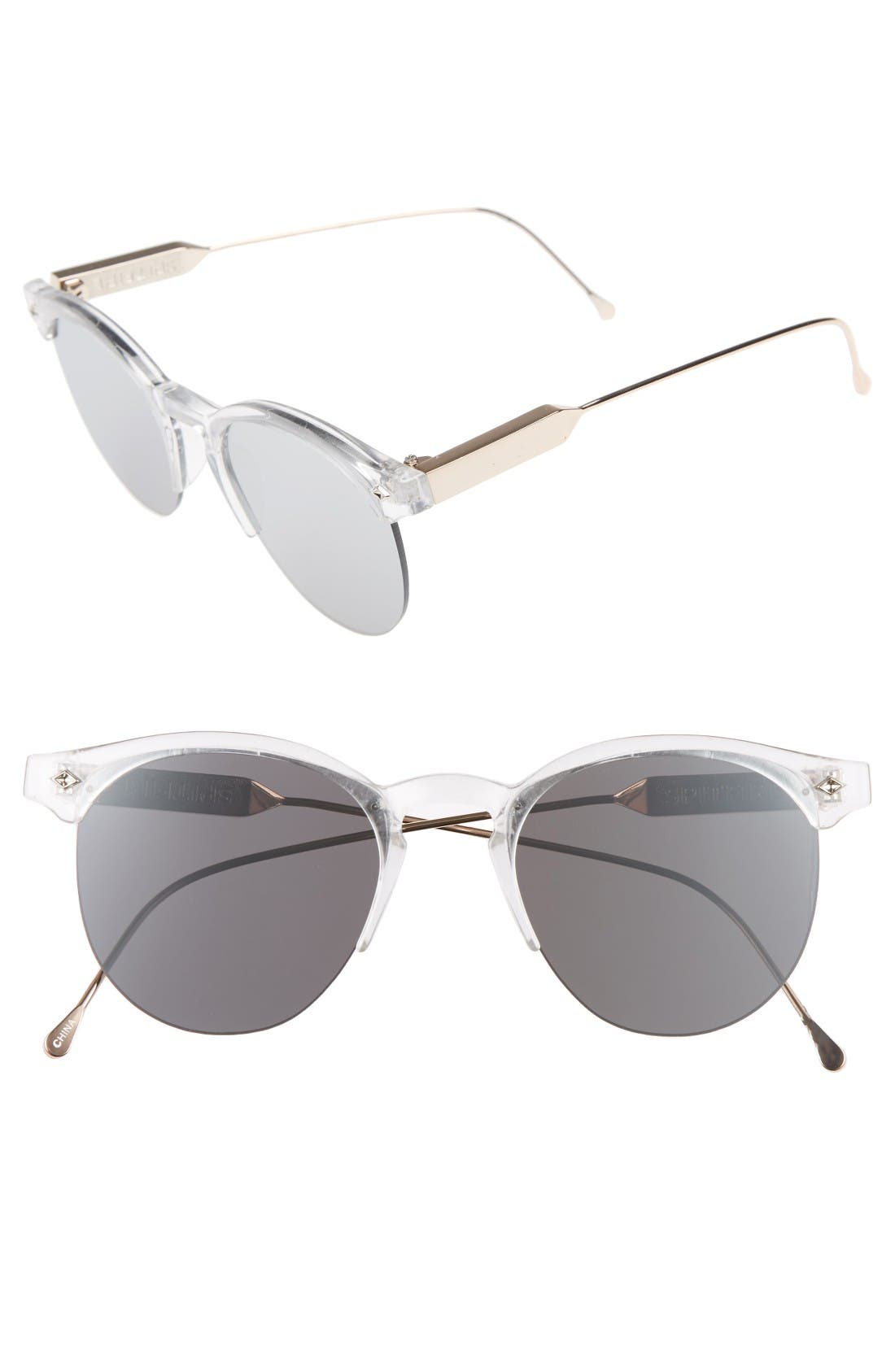 SPITFIRE Astro 50mm Retro Sunglasses