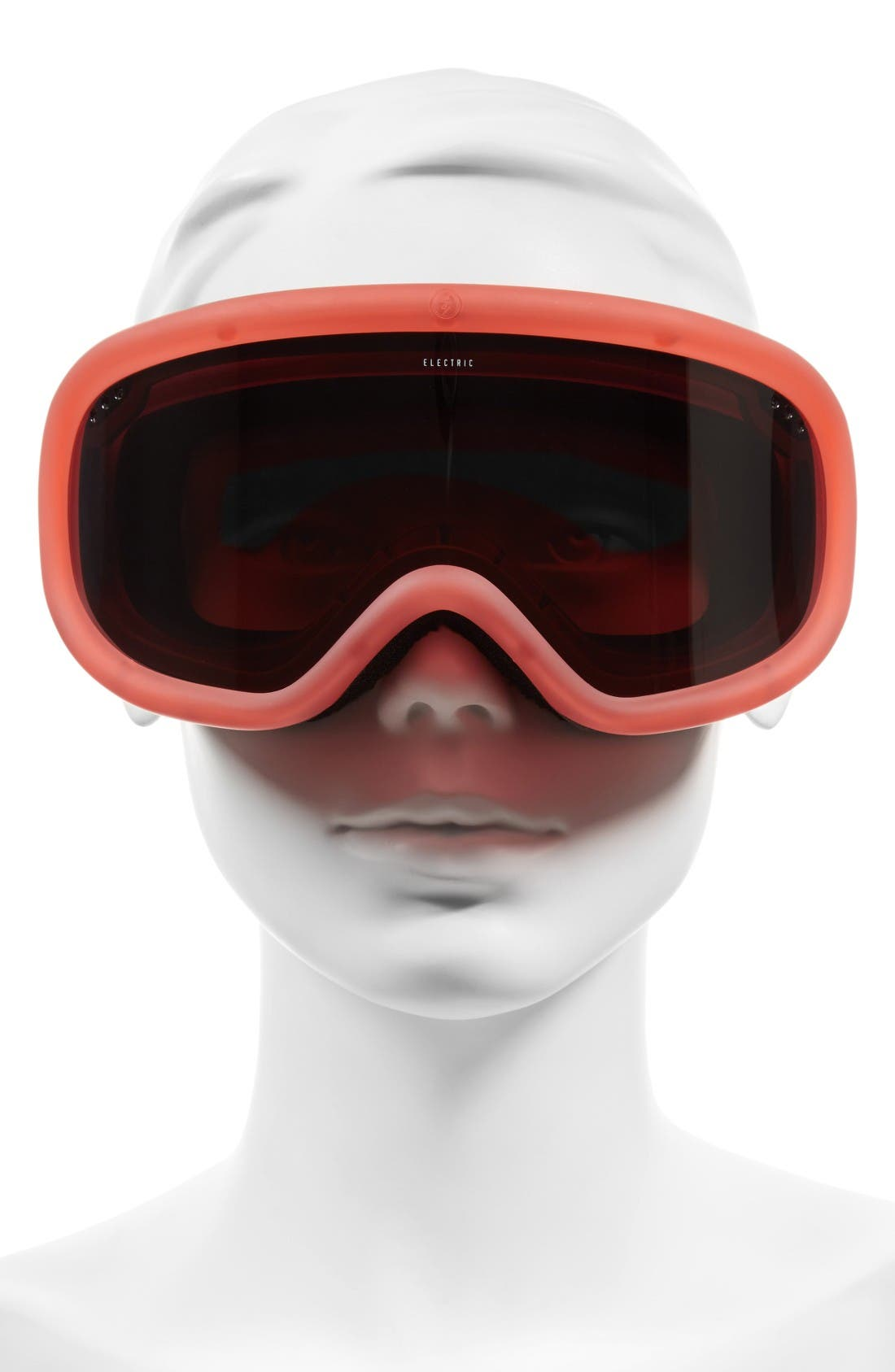 Charger 215mm Snow Goggles,                             Alternate thumbnail 2, color,                             Green/ Brose/ Silver