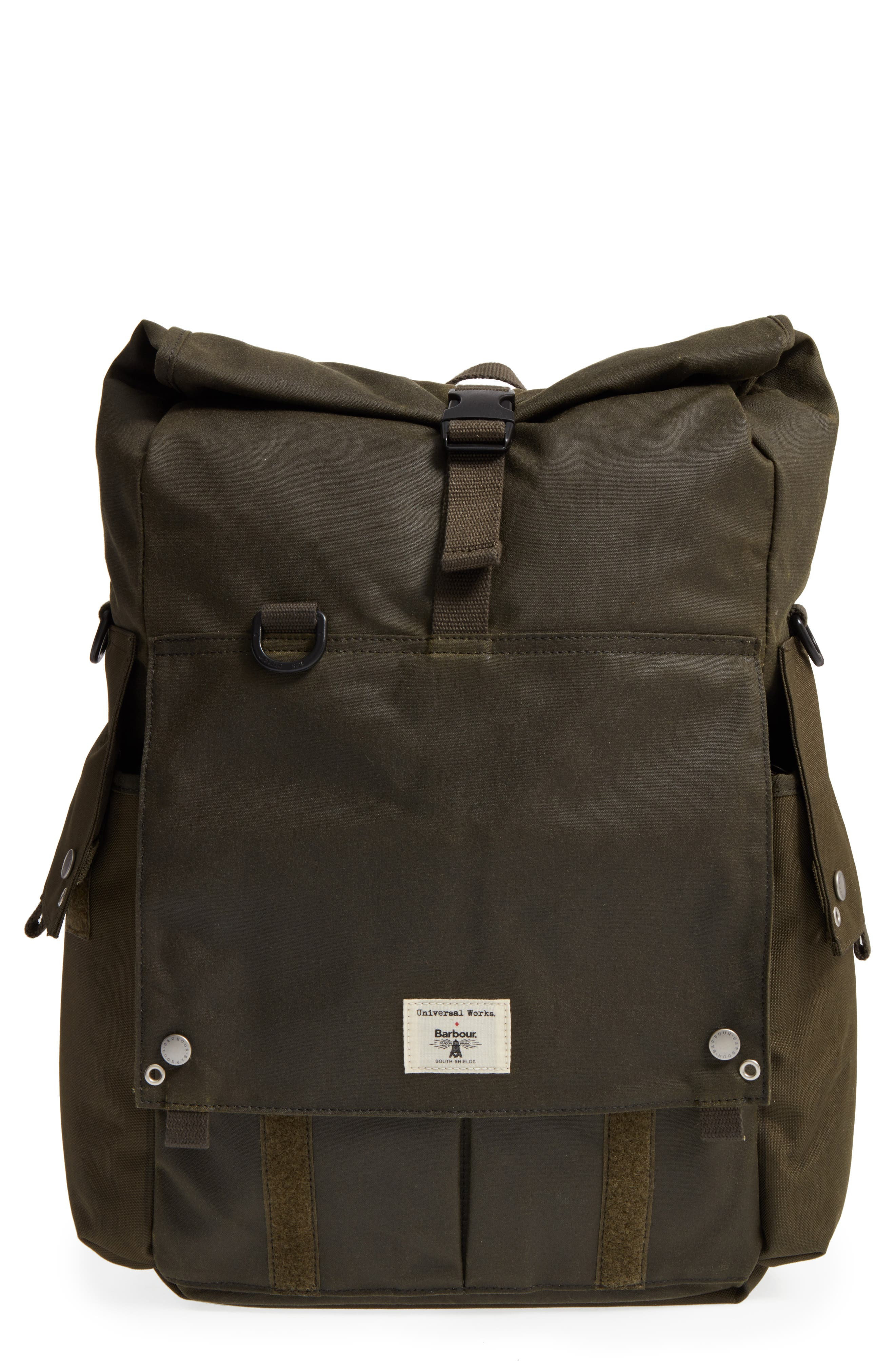 Main Image - Barbour x Universal Works Alliance Backpack