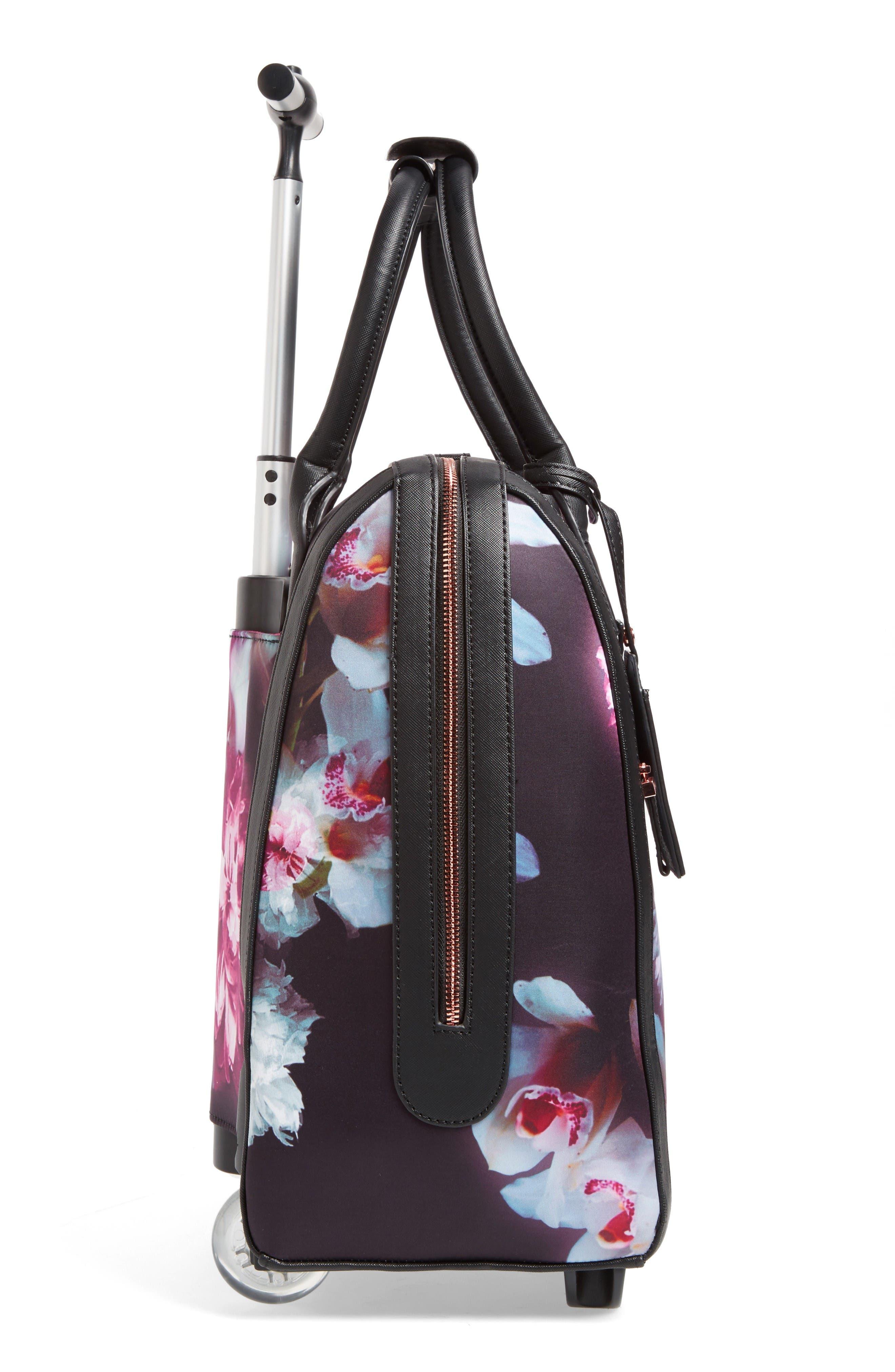 Alternate Image 4  - Ted Baker London Kelita Posie Travel Bag