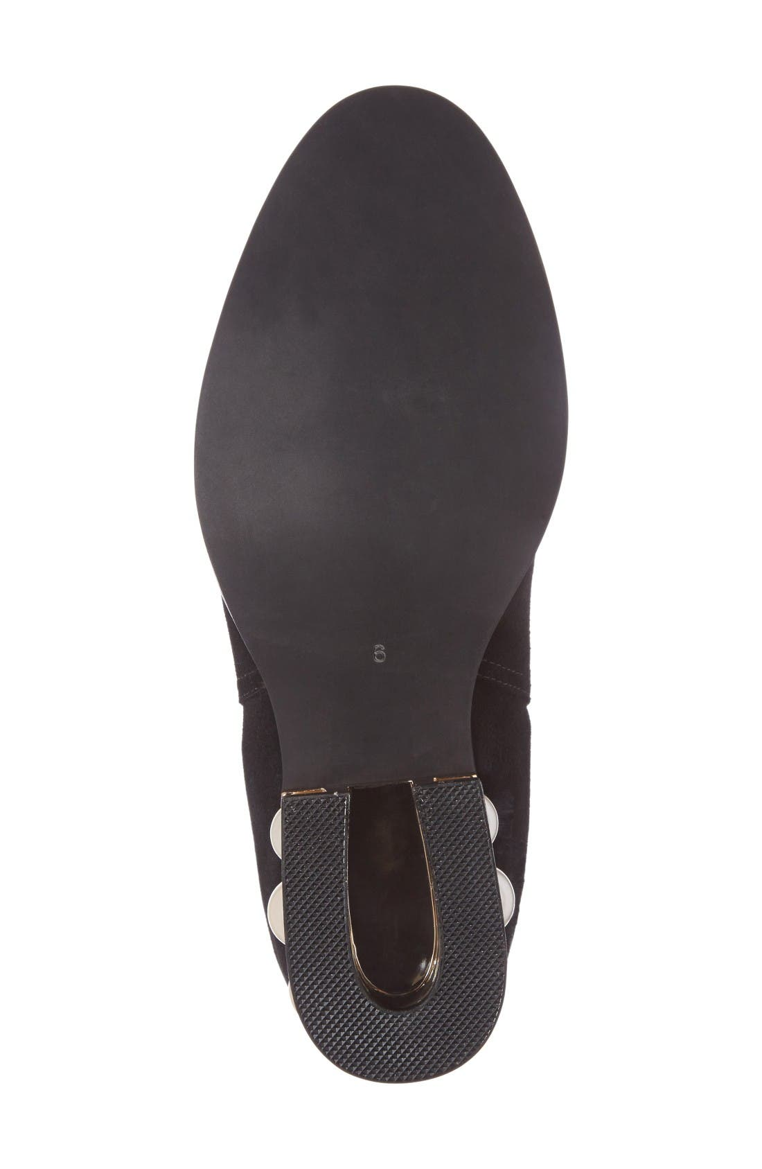 Alternate Image 4  - Jeffrey Campbell Warr-MP Pearly Orbed Chelsea Boot (Women)