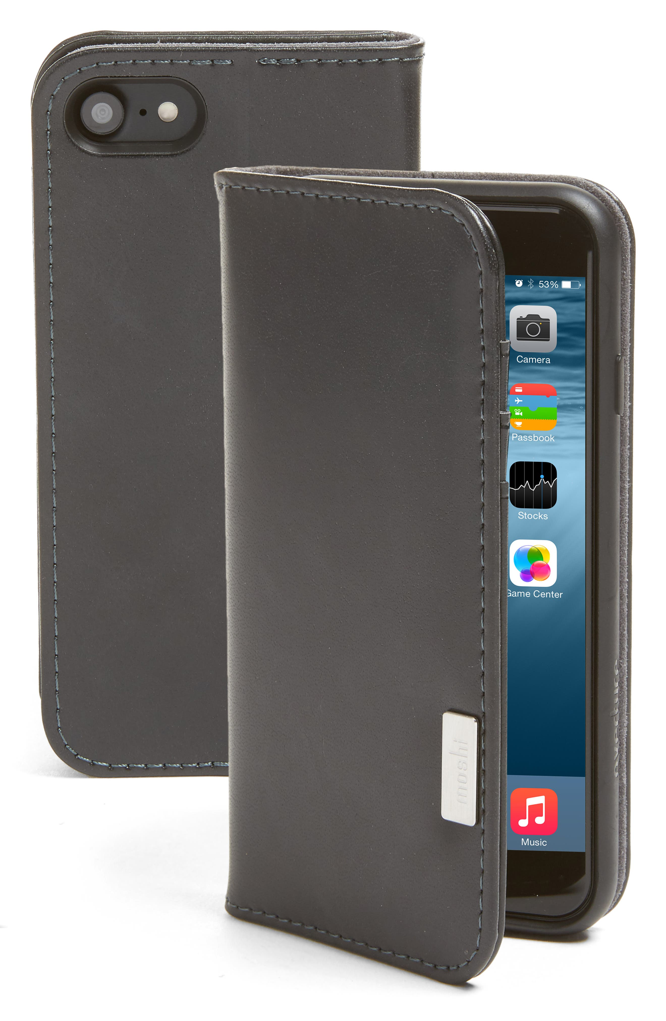 Moshi Overture iPhone 7 Wallet Case