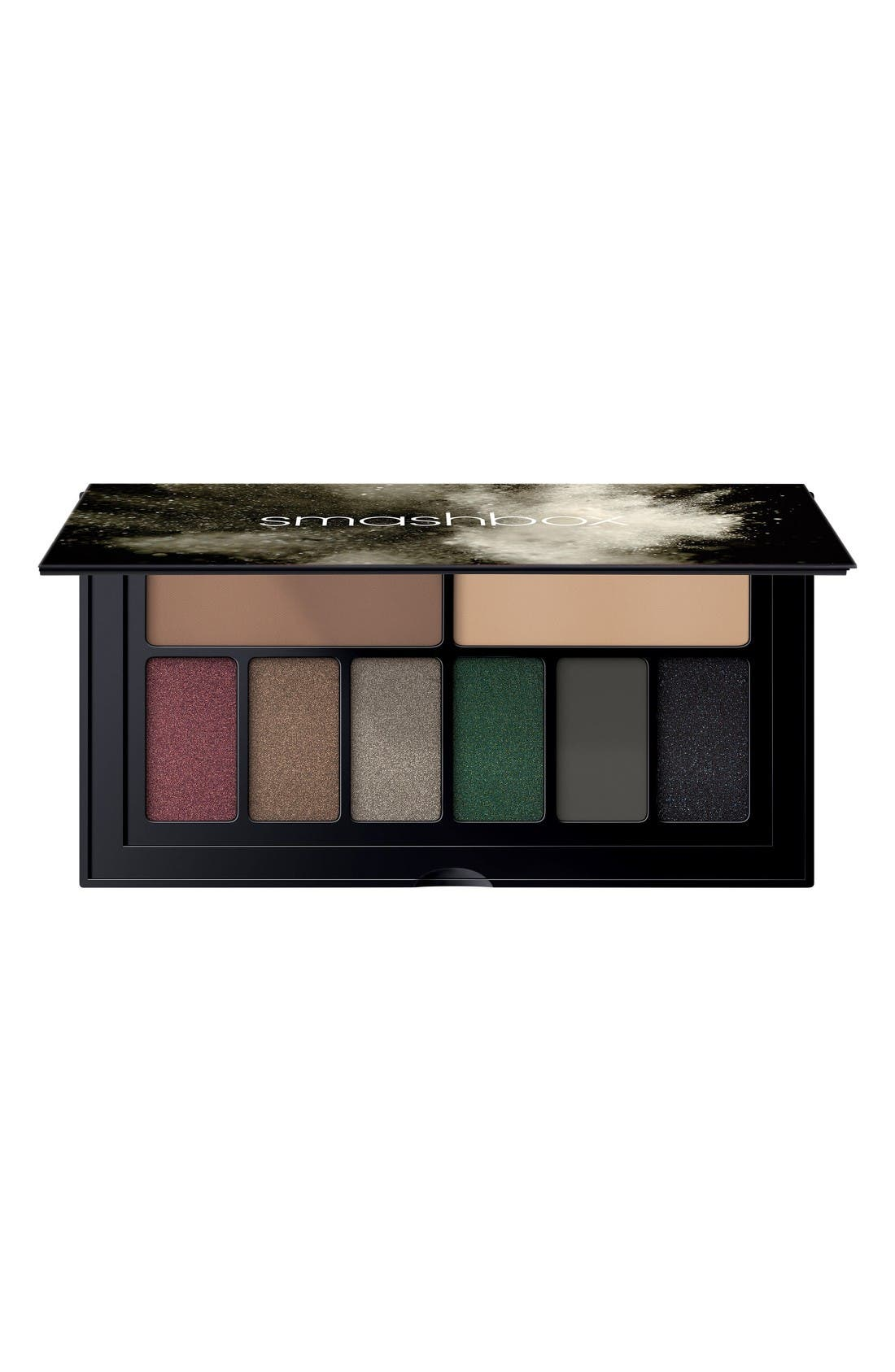 Cover Shot Smoky Eyeshadow Palette,                             Main thumbnail 1, color,                             Smoky