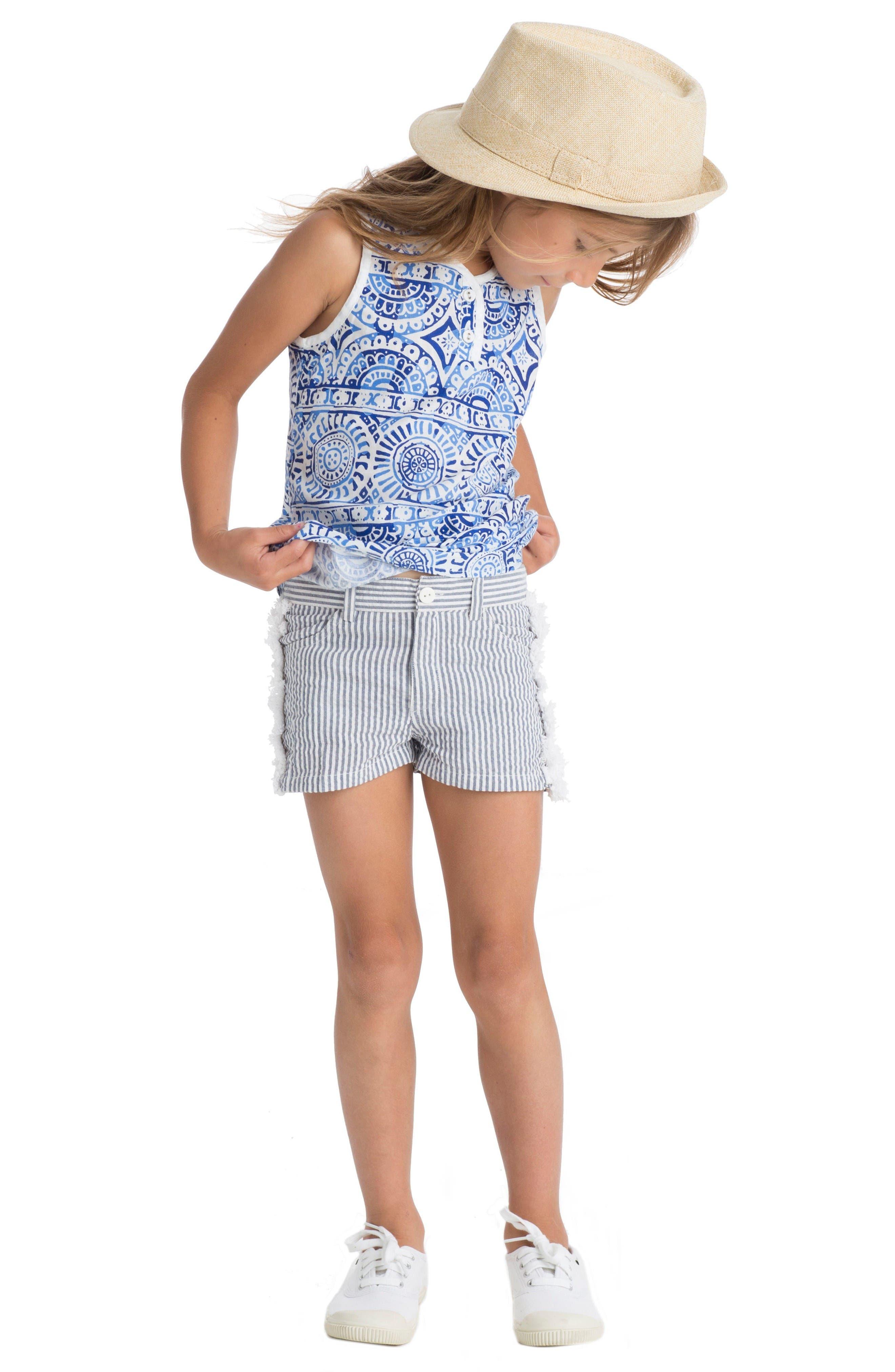 Alternate Image 3  - Masalababy Mimi Tank (Toddler Girls, Little Girls & Big Girls)