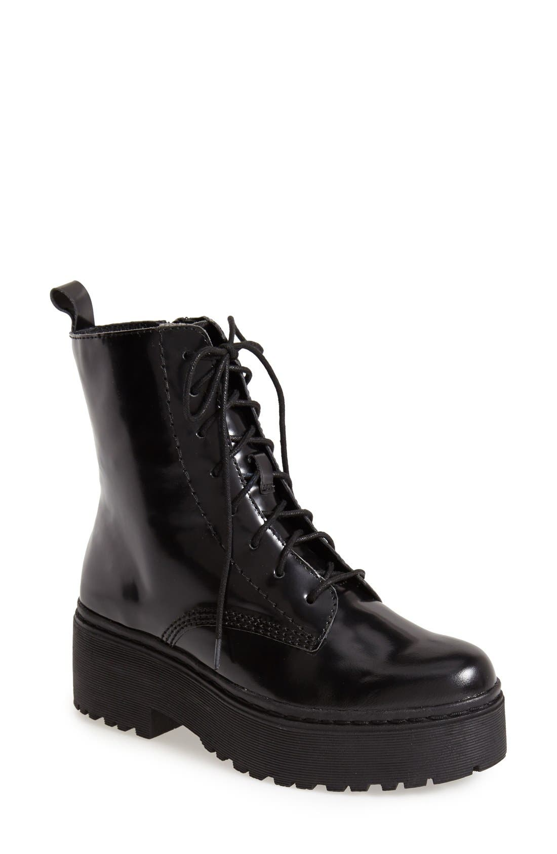 'Finnick' Boot,                         Main,                         color, Black