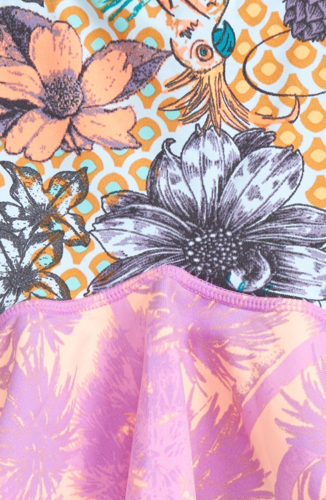 Alternate Image 3  - Maaji Two-Piece Swimsuit (Toddler Girls & Little Girls)