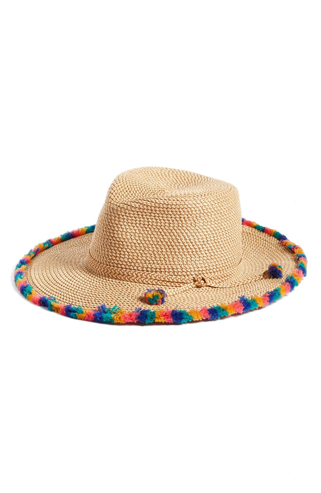 Eric Javits Frida Packable Squishee® Fedora