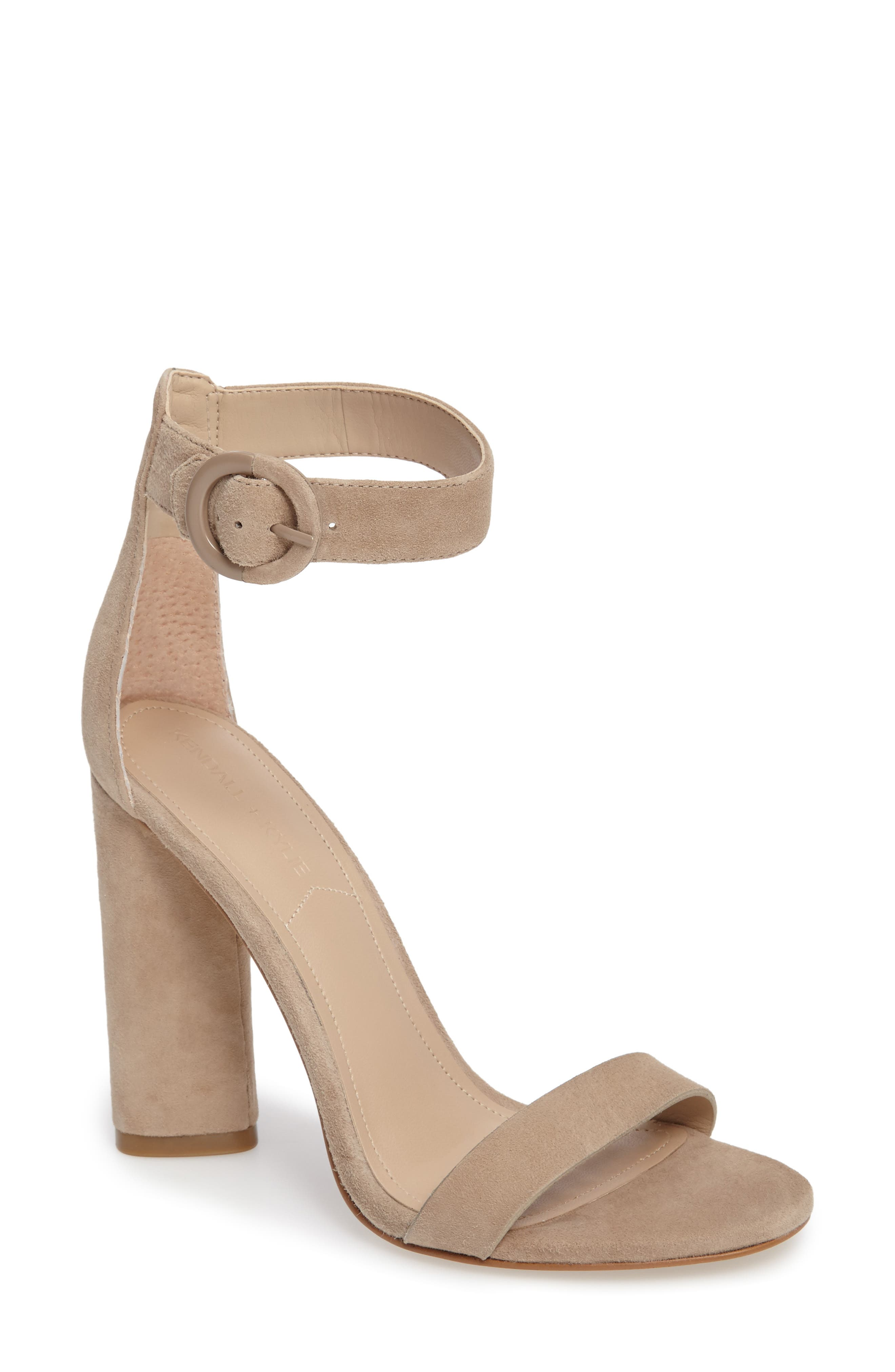 Alternate Image 1 Selected - KENDALL + KYLIE Giselle Strappy Sandal (Women)