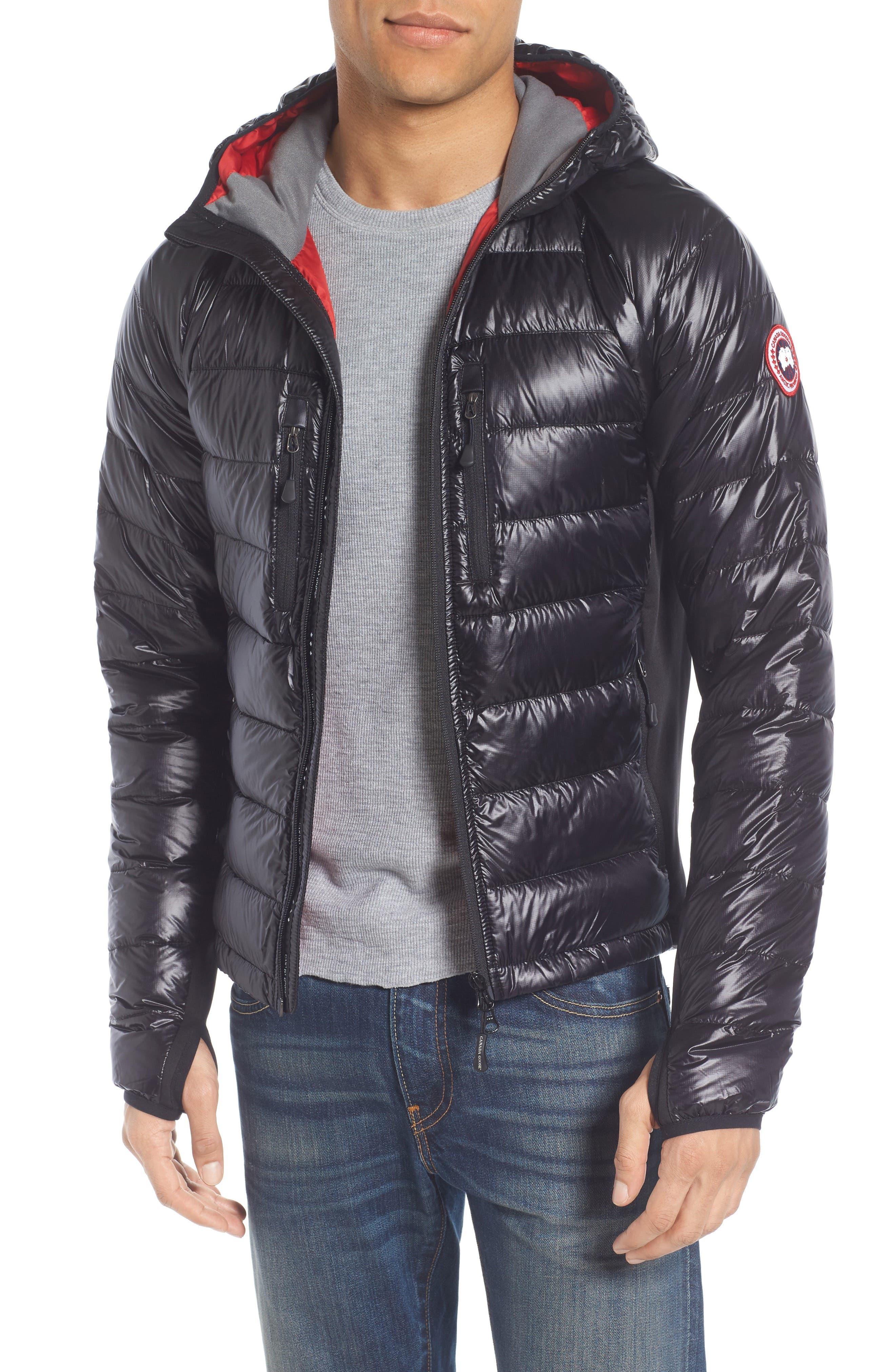 CANADA GOOSE Hybridge<sup>™</sup> Lite Hoody Slim Fit Packable Jacket
