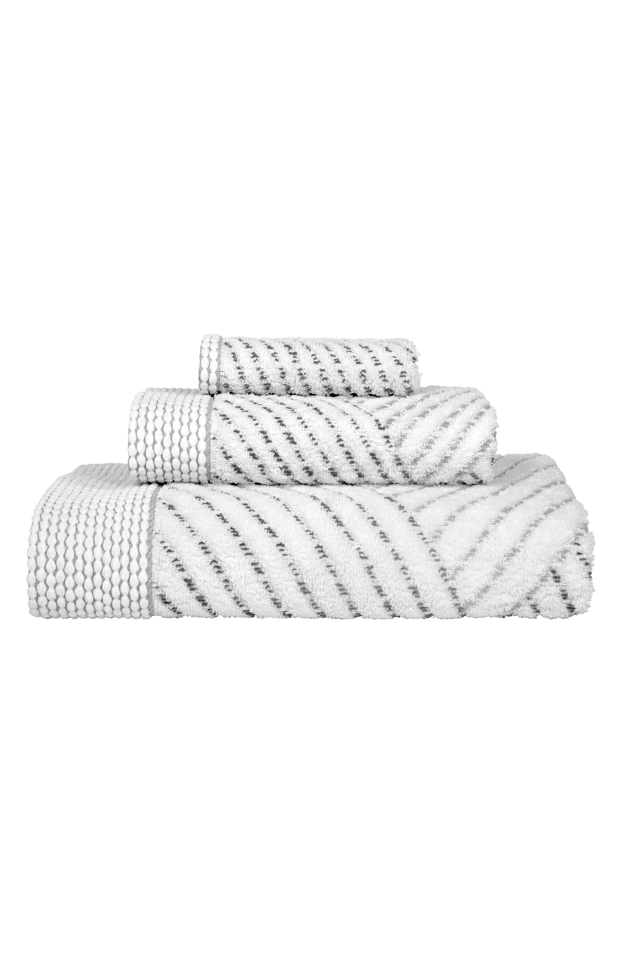 Alternate Image 2  - John Robshaw Sazid Bath Towel