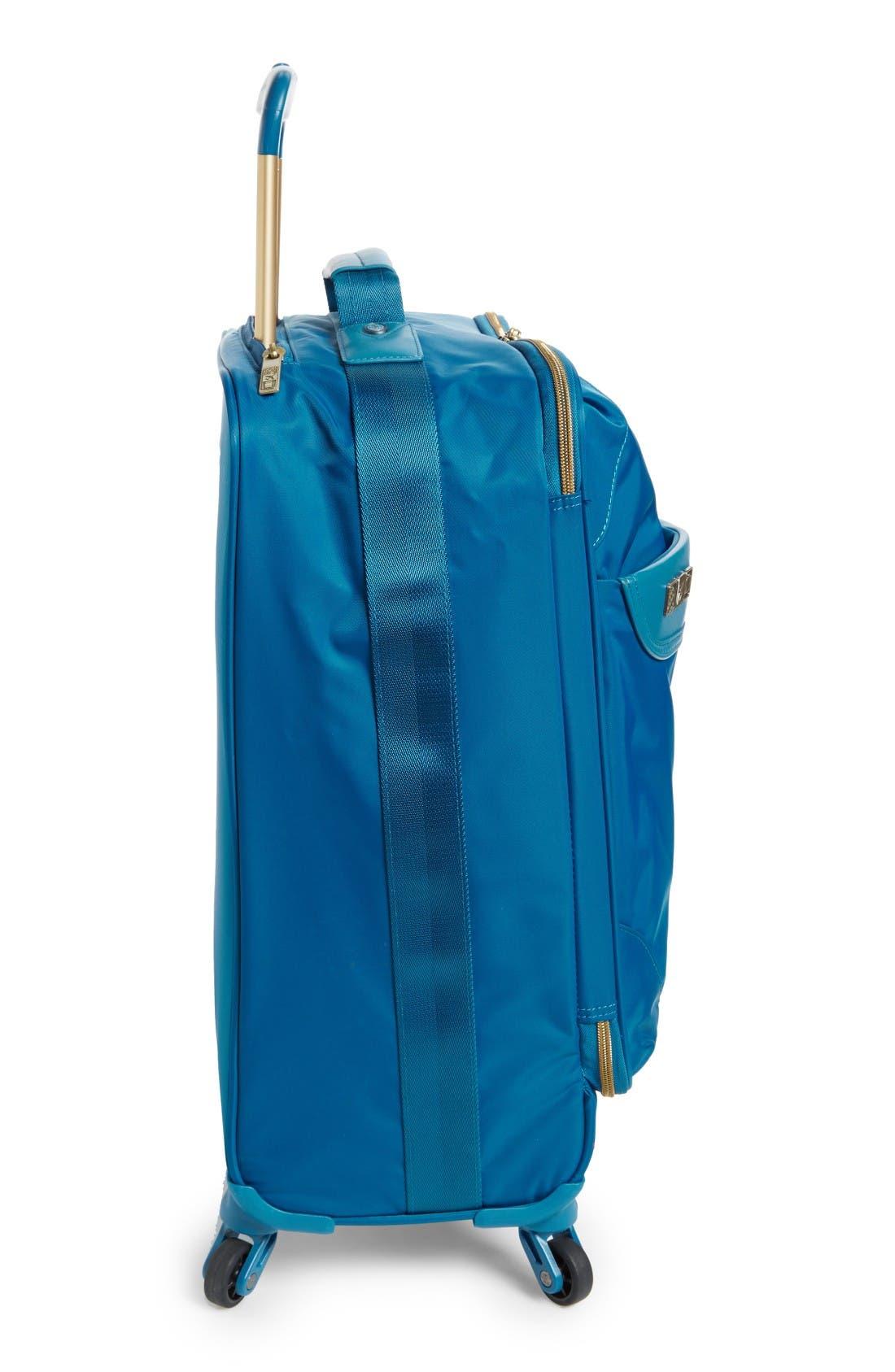 Alternate Image 4  - Flight 001 Avionette 19-Inch Rolling Carry-On Suitcase