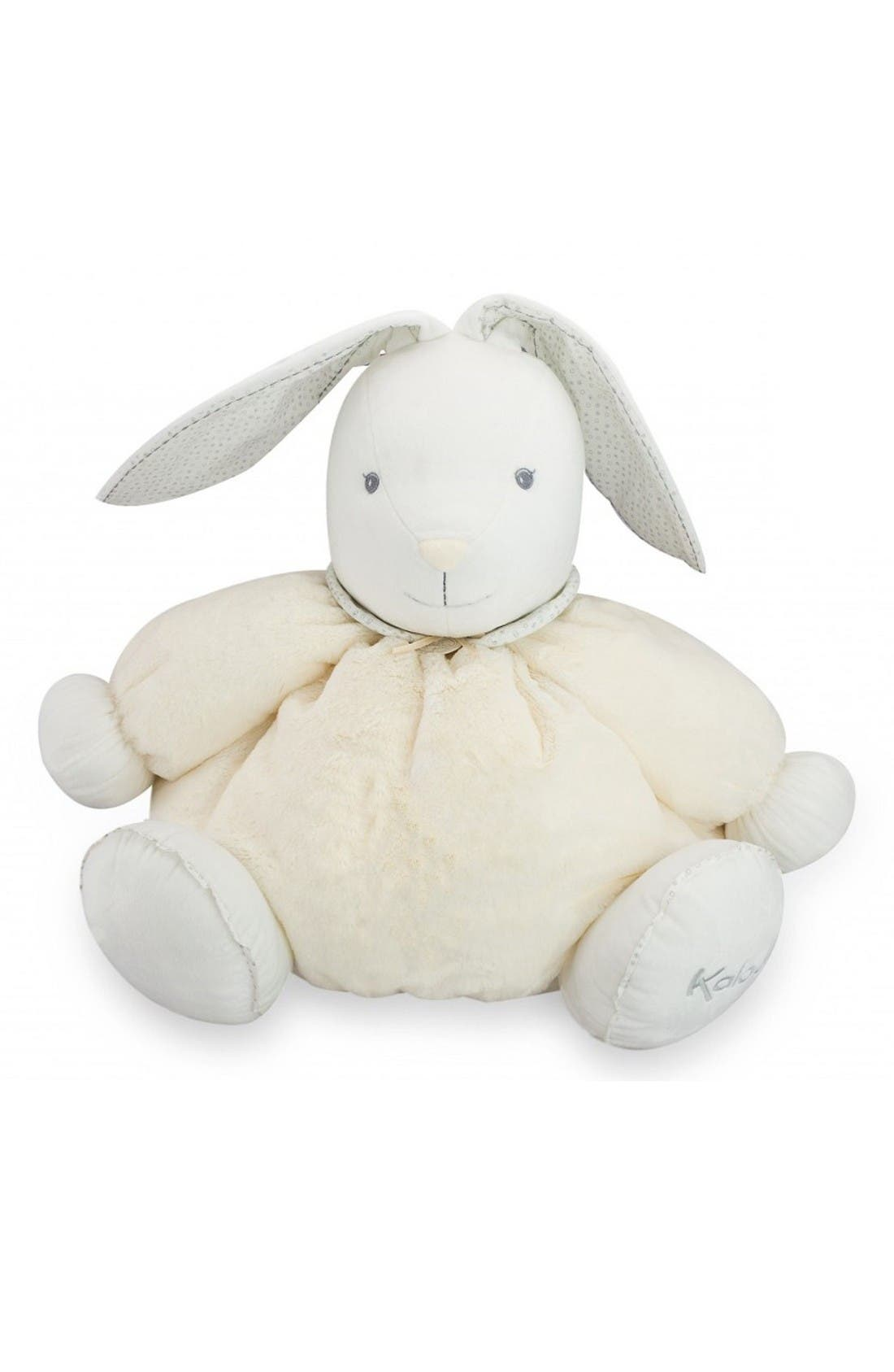 Maxi Plush Rabbit,                         Main,                         color, Multi