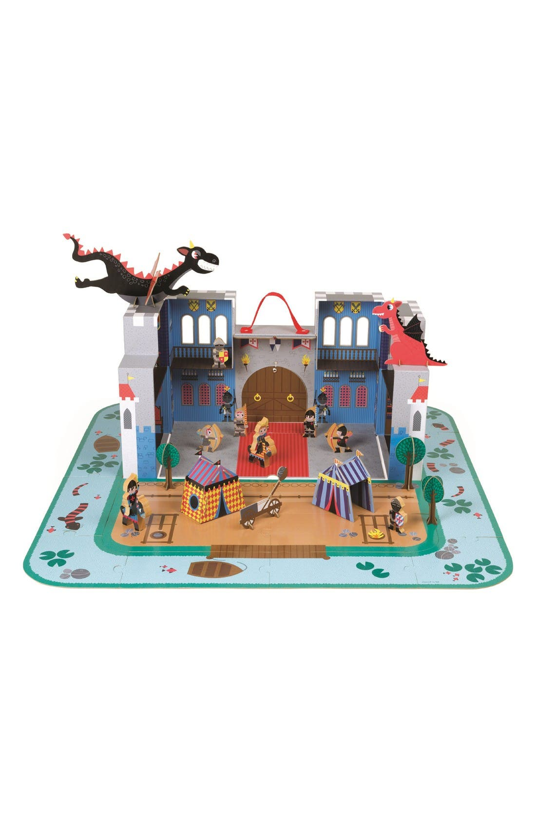 Janod The Fantastic Castle Play Set