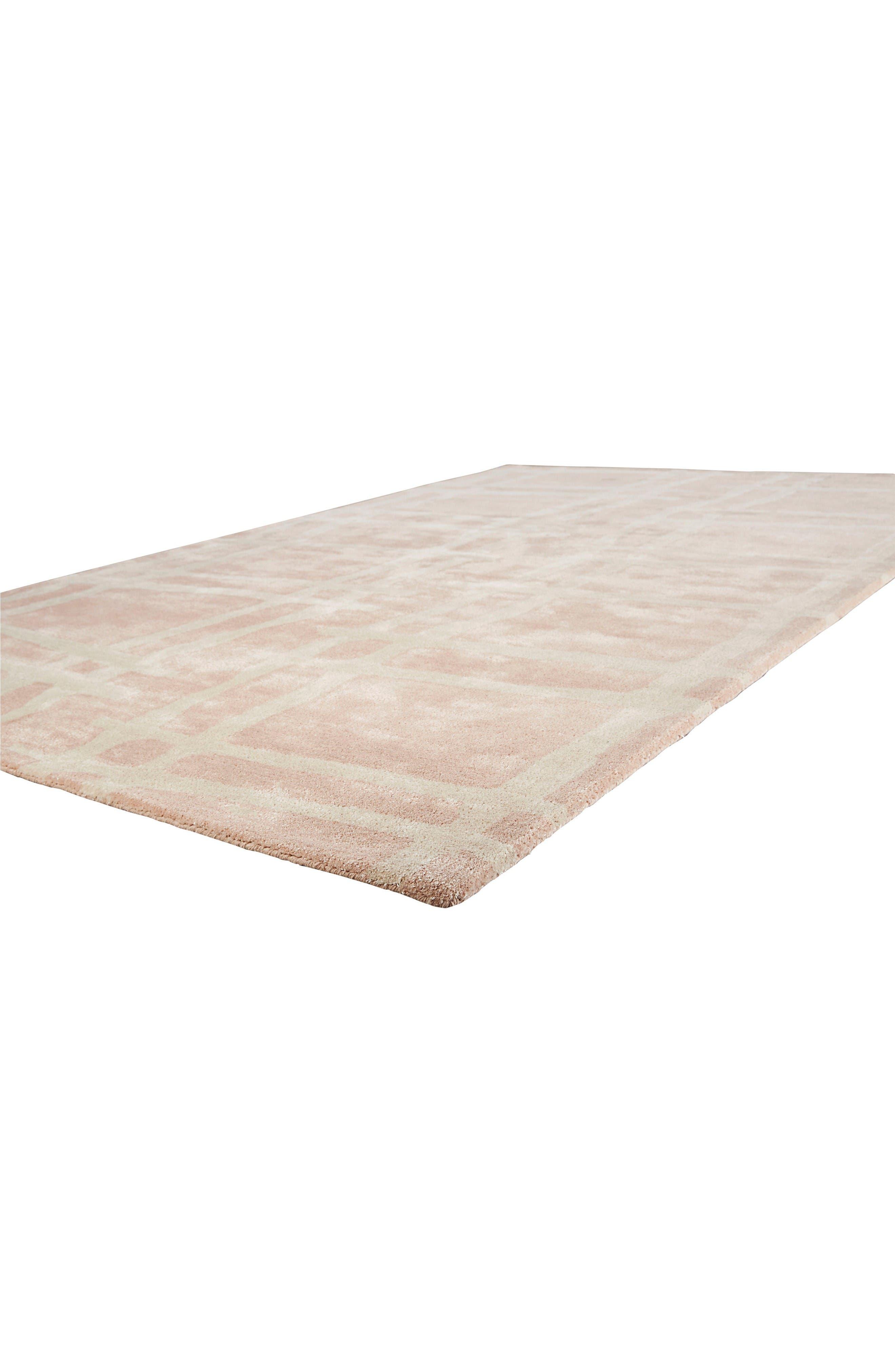 Alternate Image 4  - kate spade new york broken plaid rug