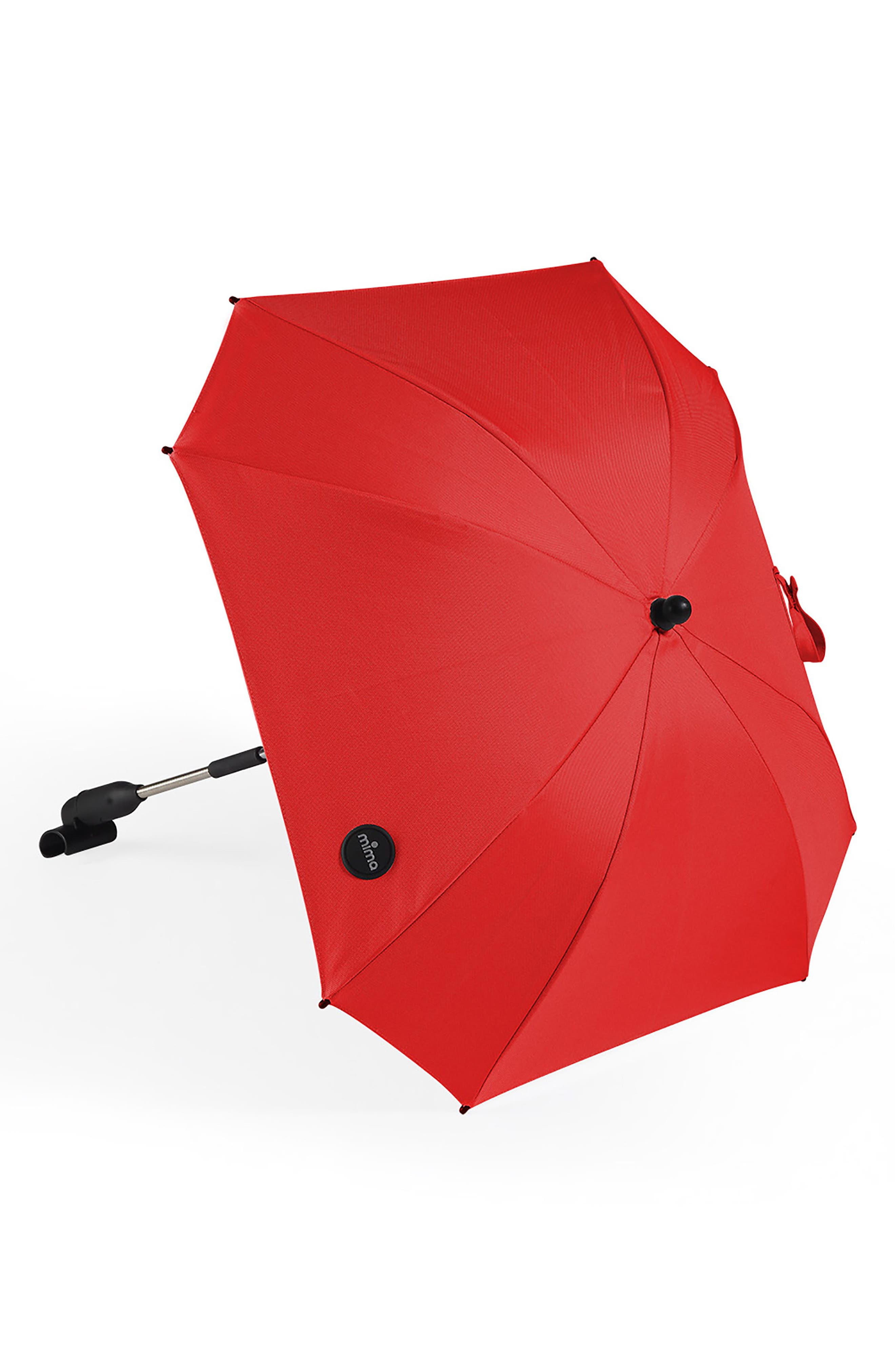 Stroller Umbrella,                             Main thumbnail 1, color,                             Ruby Red