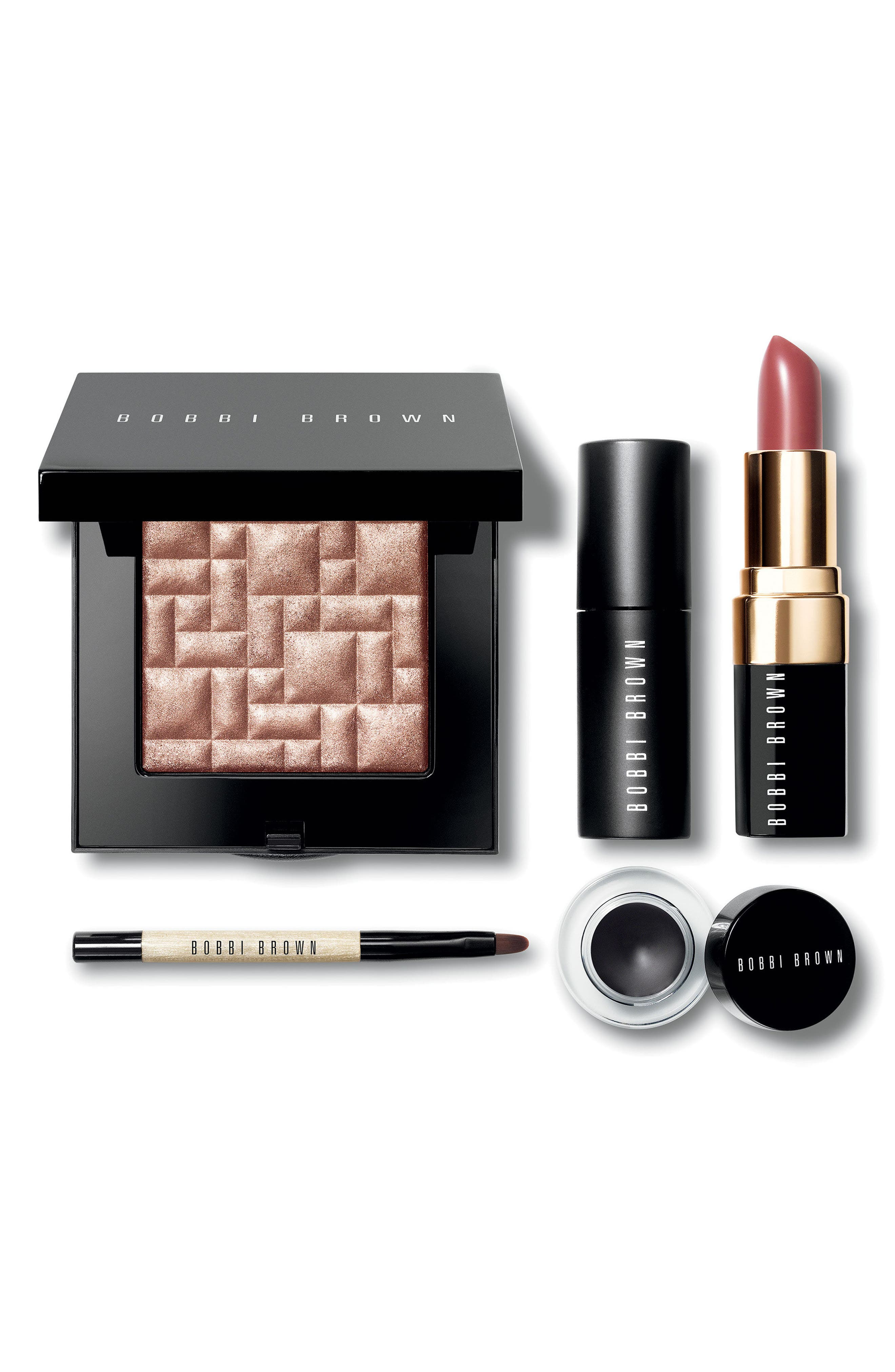 Main Image - Bobbi Brown Style File After Hours Eye, Cheek & Lip Kit (Nordstrom Exclusive) ($117 Value)