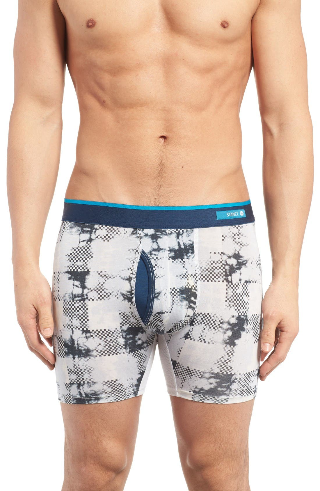Alternate Image 1 Selected - Stance The Basilone - Shots Stretch Modal Boxer Briefs