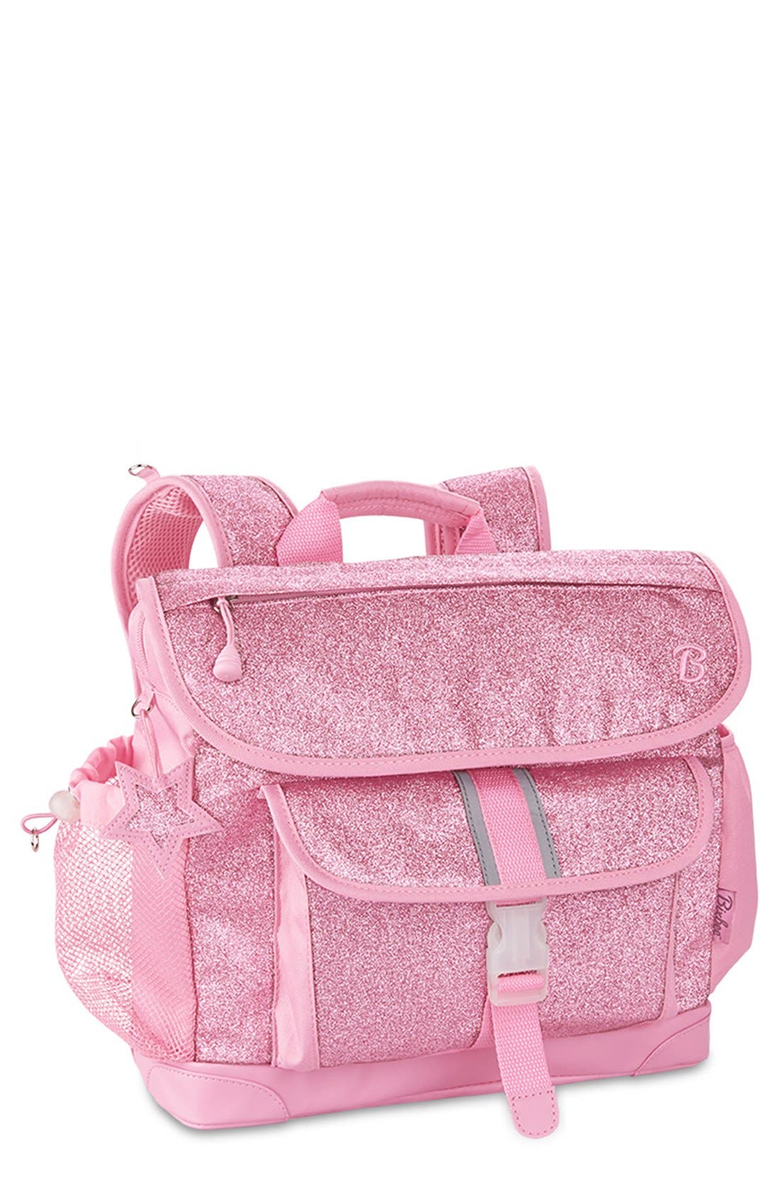 'Large Sparkalicious' Backpack,                         Main,                         color, Pink