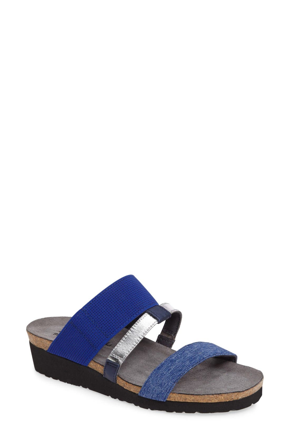 Main Image - Naot 'Brenda' Slip-On Sandal (Women)