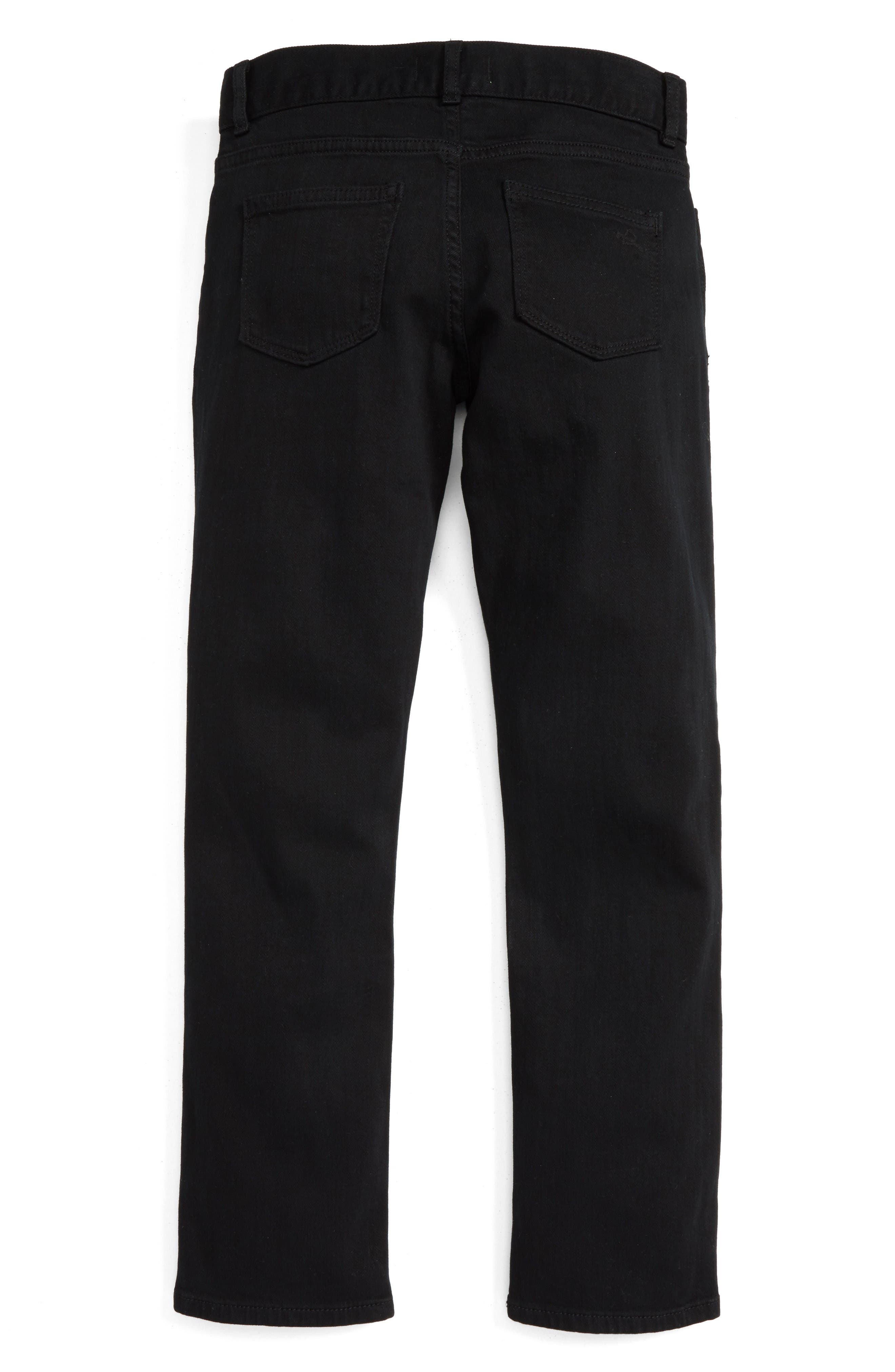 Alternate Image 2  - DL1961 Brady Slim Fit Jeans (Big Boys)