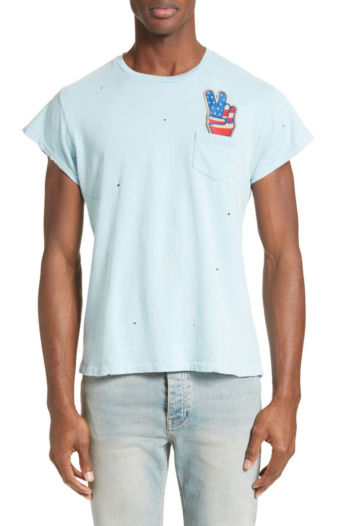 Madeworn embroidered patch t shirt nordstrom