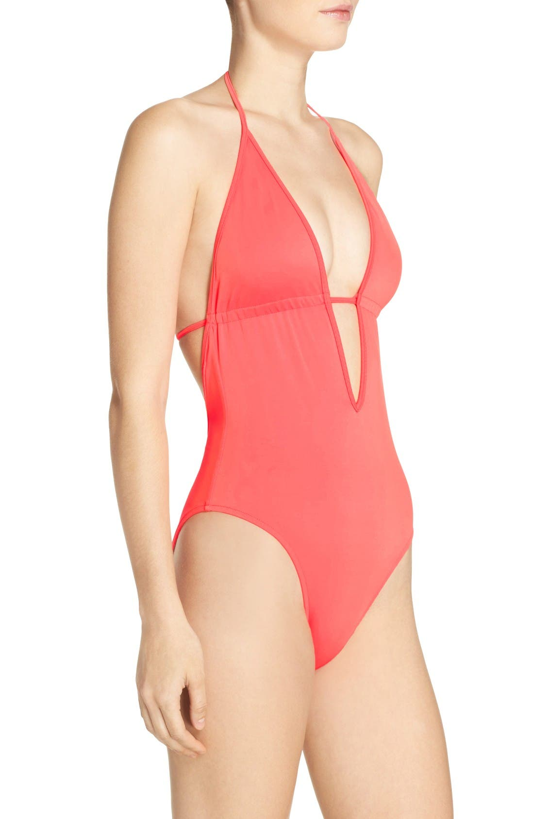 Alternate Image 3  - Milly Acapulco One-Piece Swimsuit
