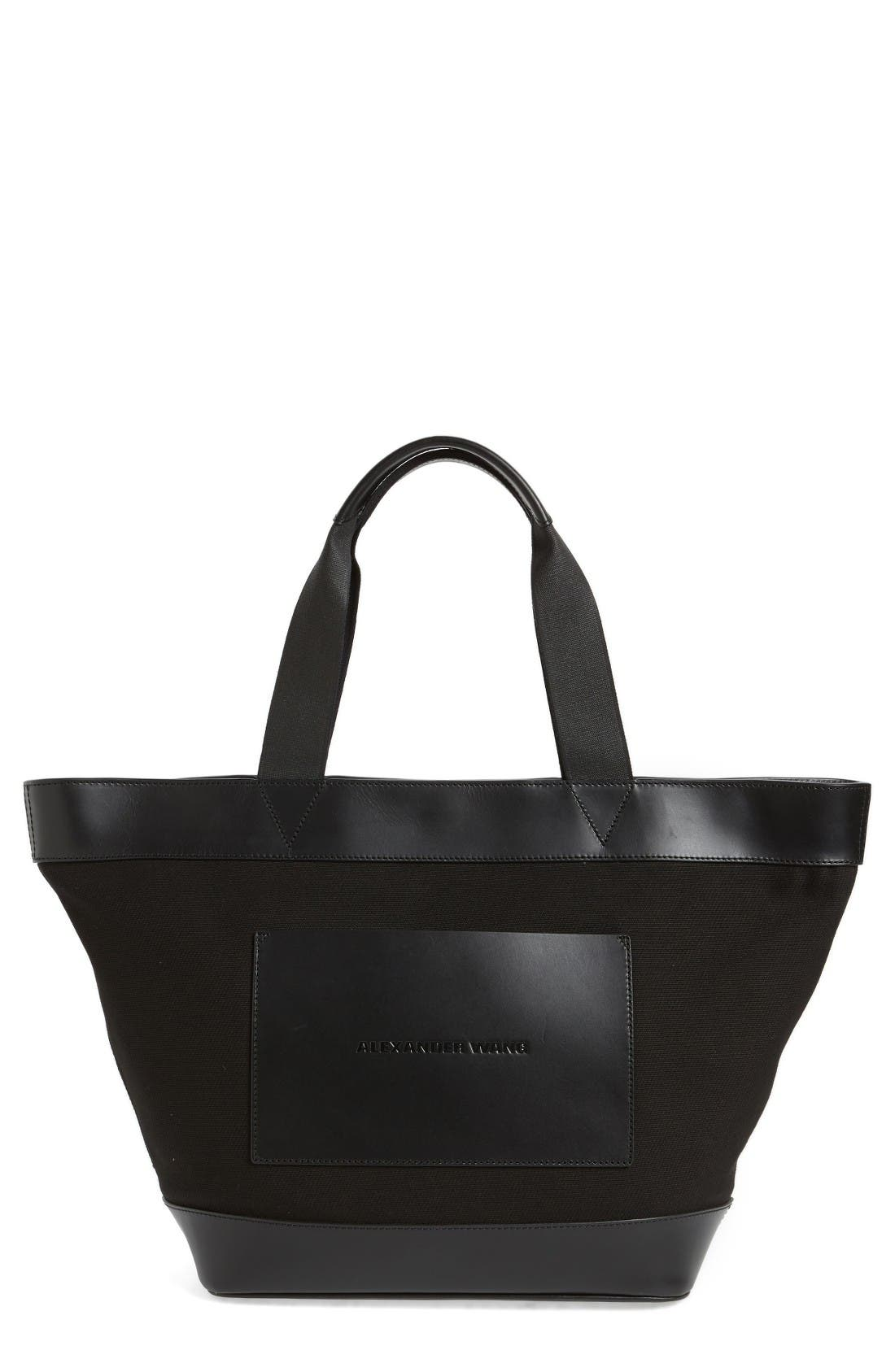 Main Image - Alexander Wang Canvas Tote