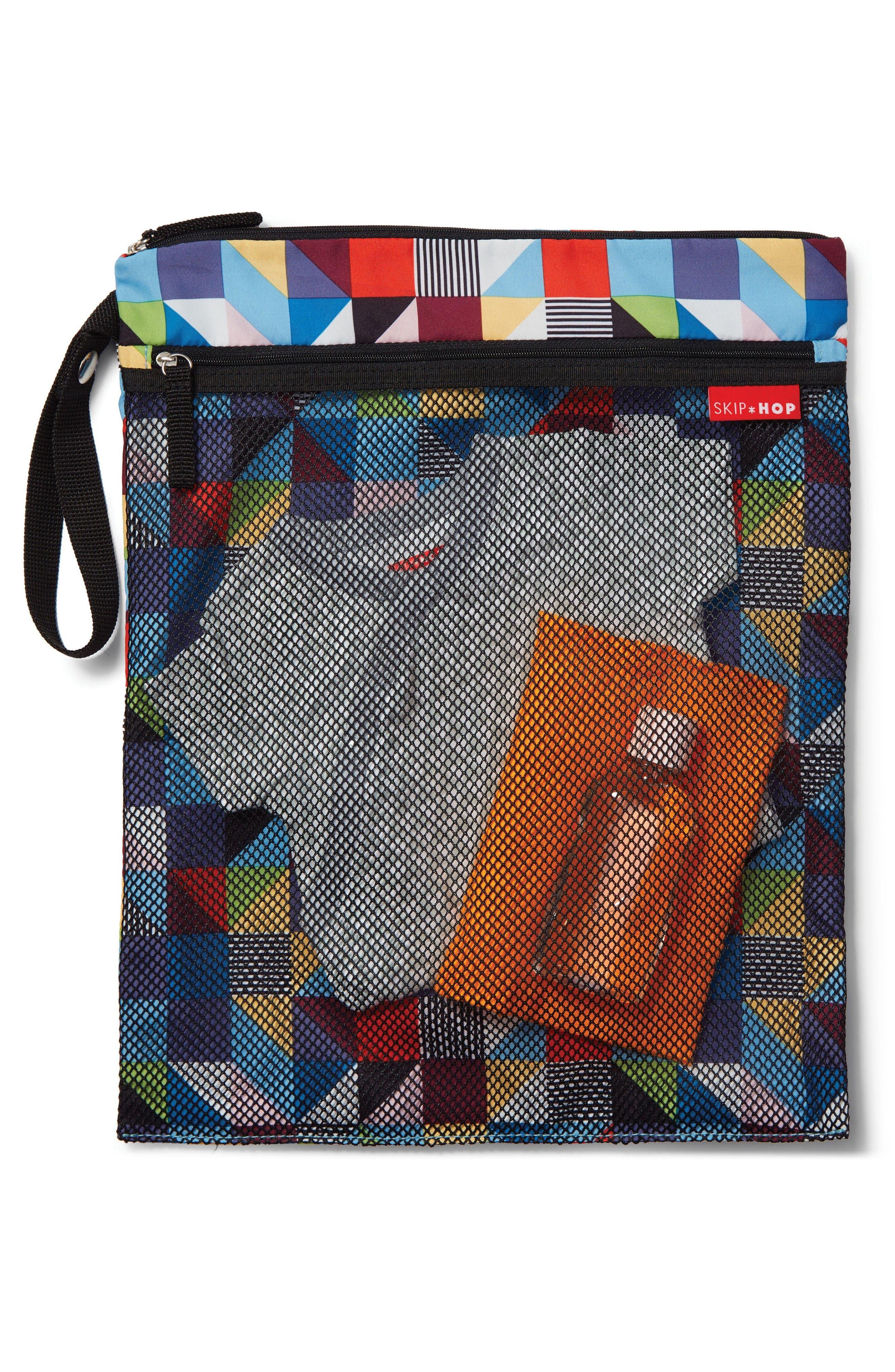 Alternate Image 2  - Skip Hop 'Grab & Go' Wet/Dry Bag