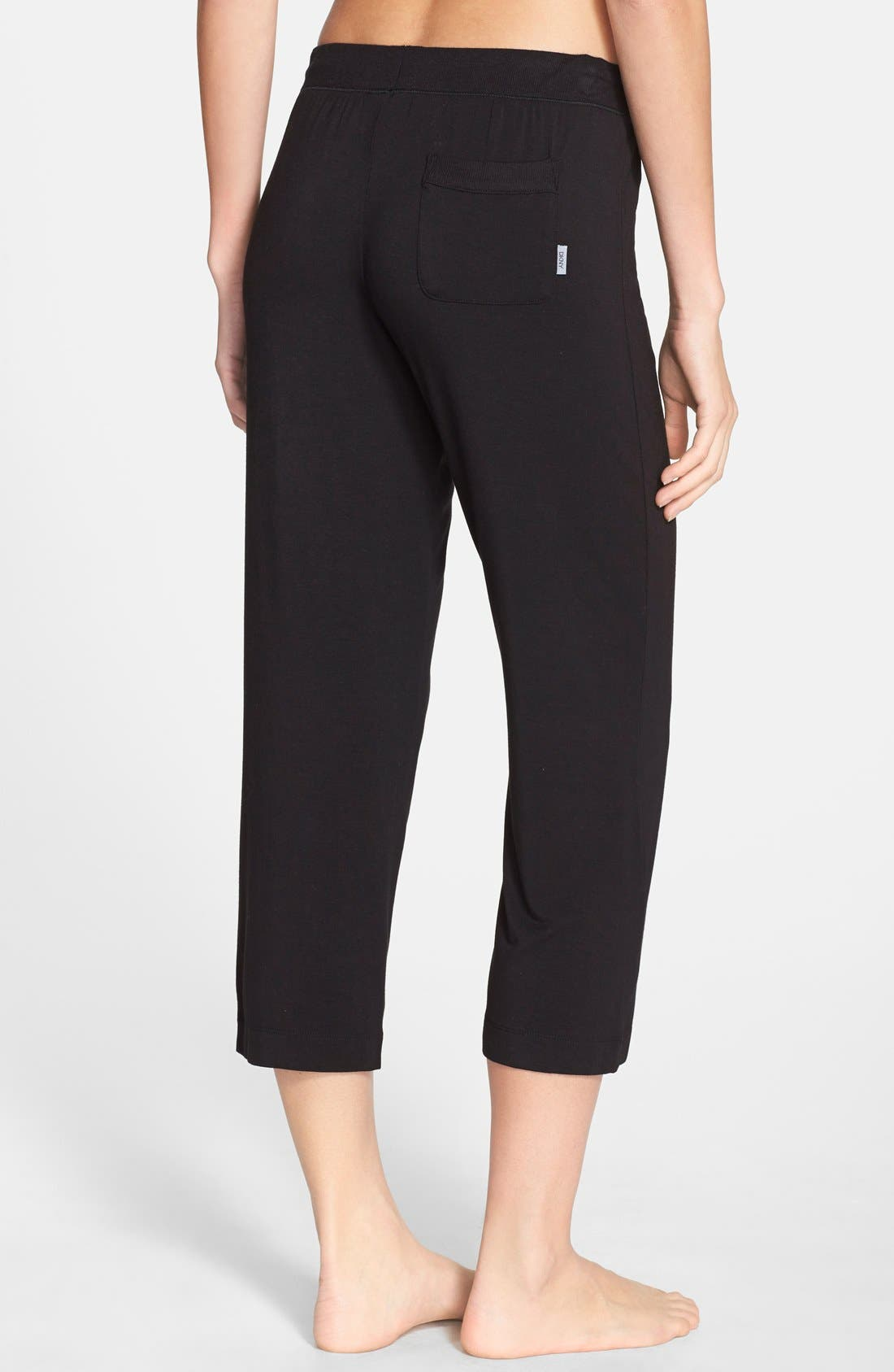 Alternate Image 2  - DKNY 'Urban Essentials' Capri Pants