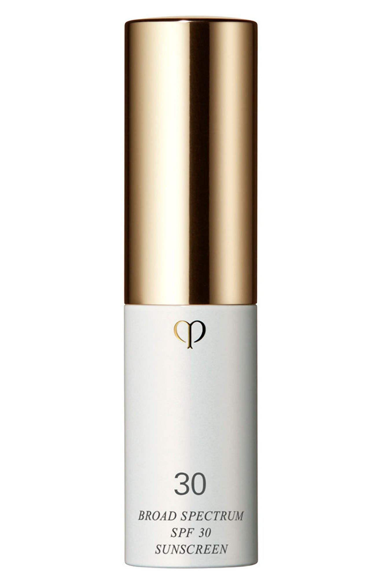 Alternate Image 3  - Clé de Peau Beauté UV Protective Lip Treatment Broad Spectrum SPF 30